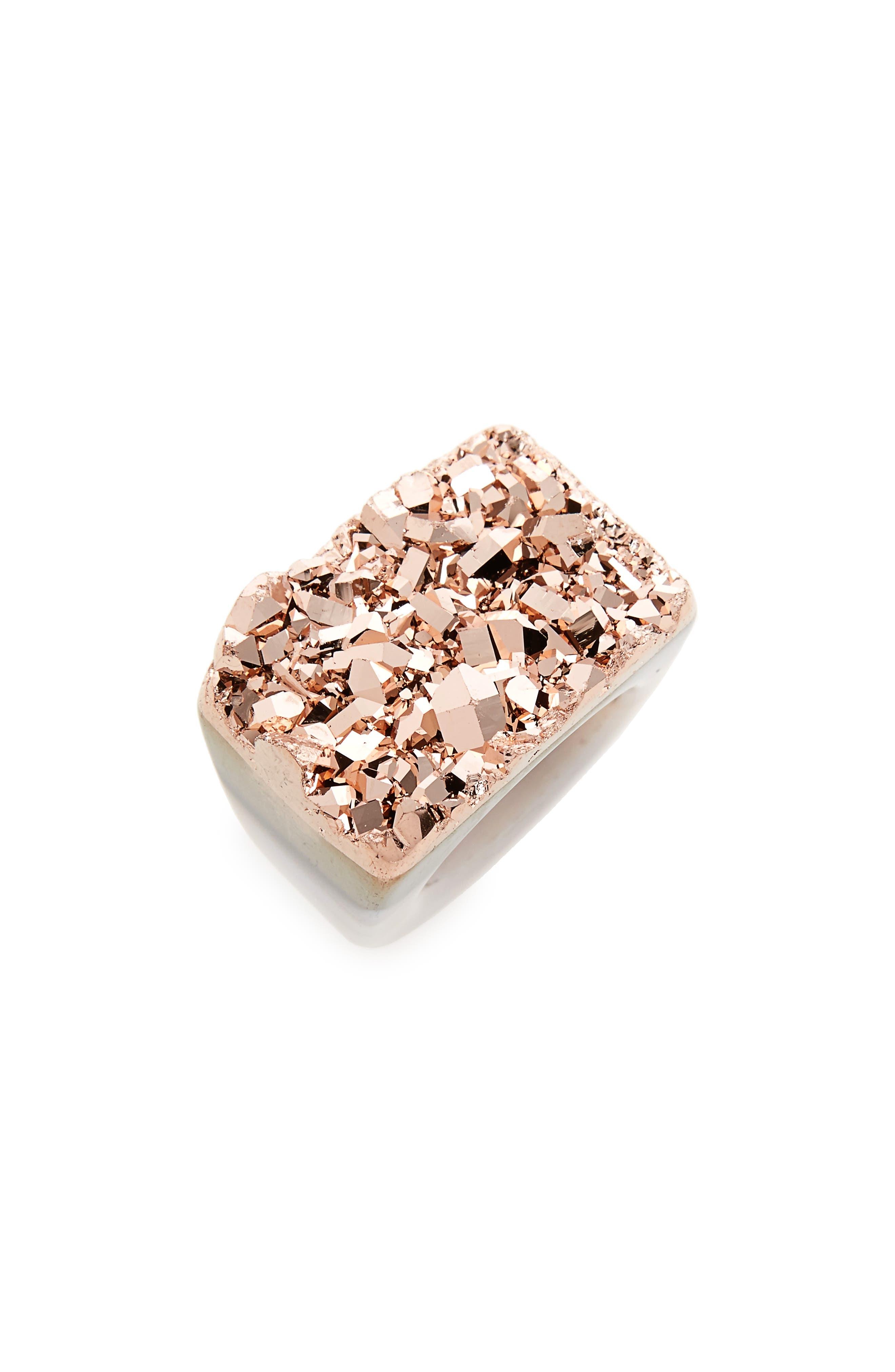 Alternate Image 1 Selected - Nakamol Design Rock Crystal Ring