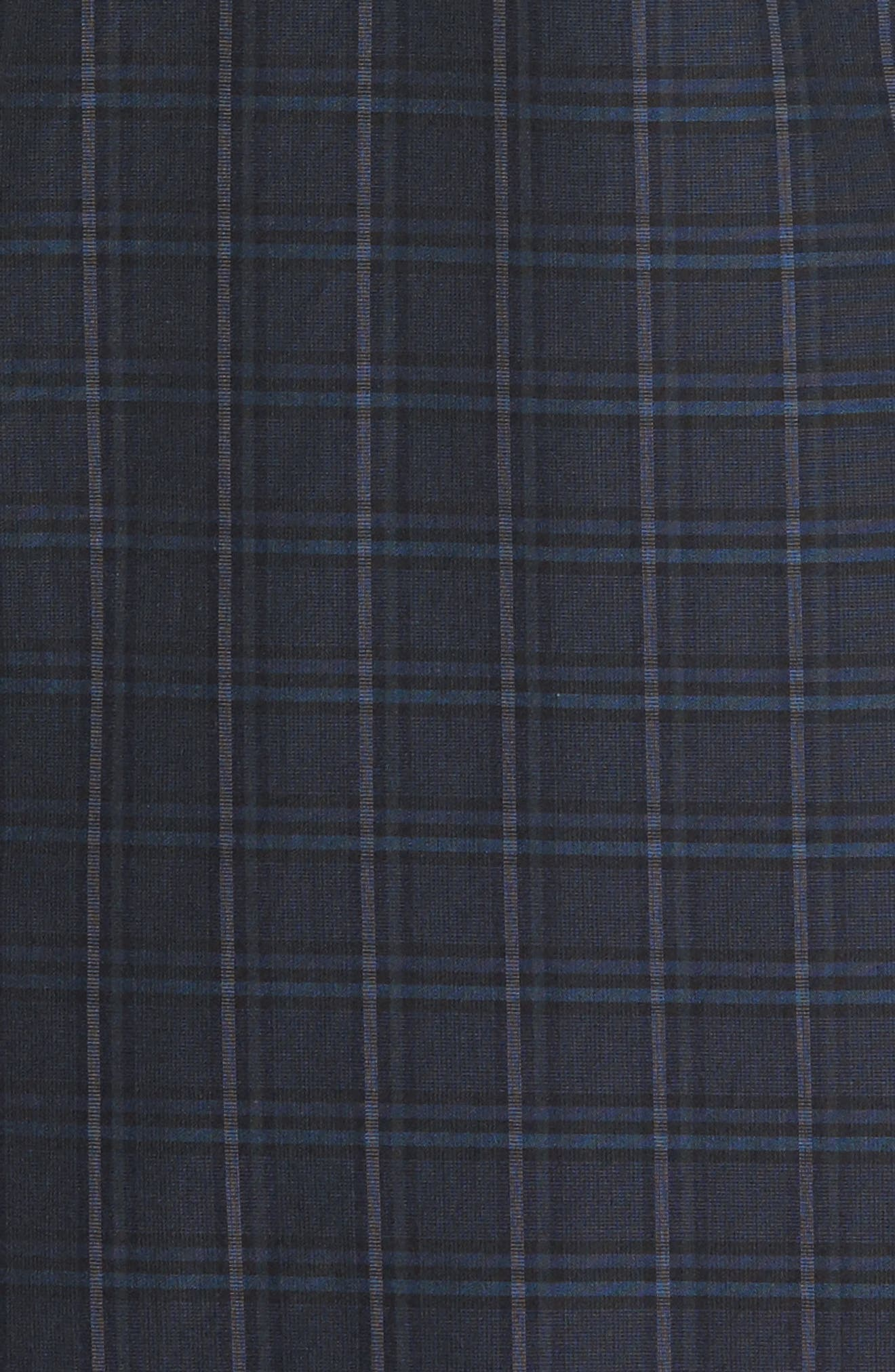 Alternate Image 5  - Robert Barakett Charleston Regular Fit Plaid Sport Shirt