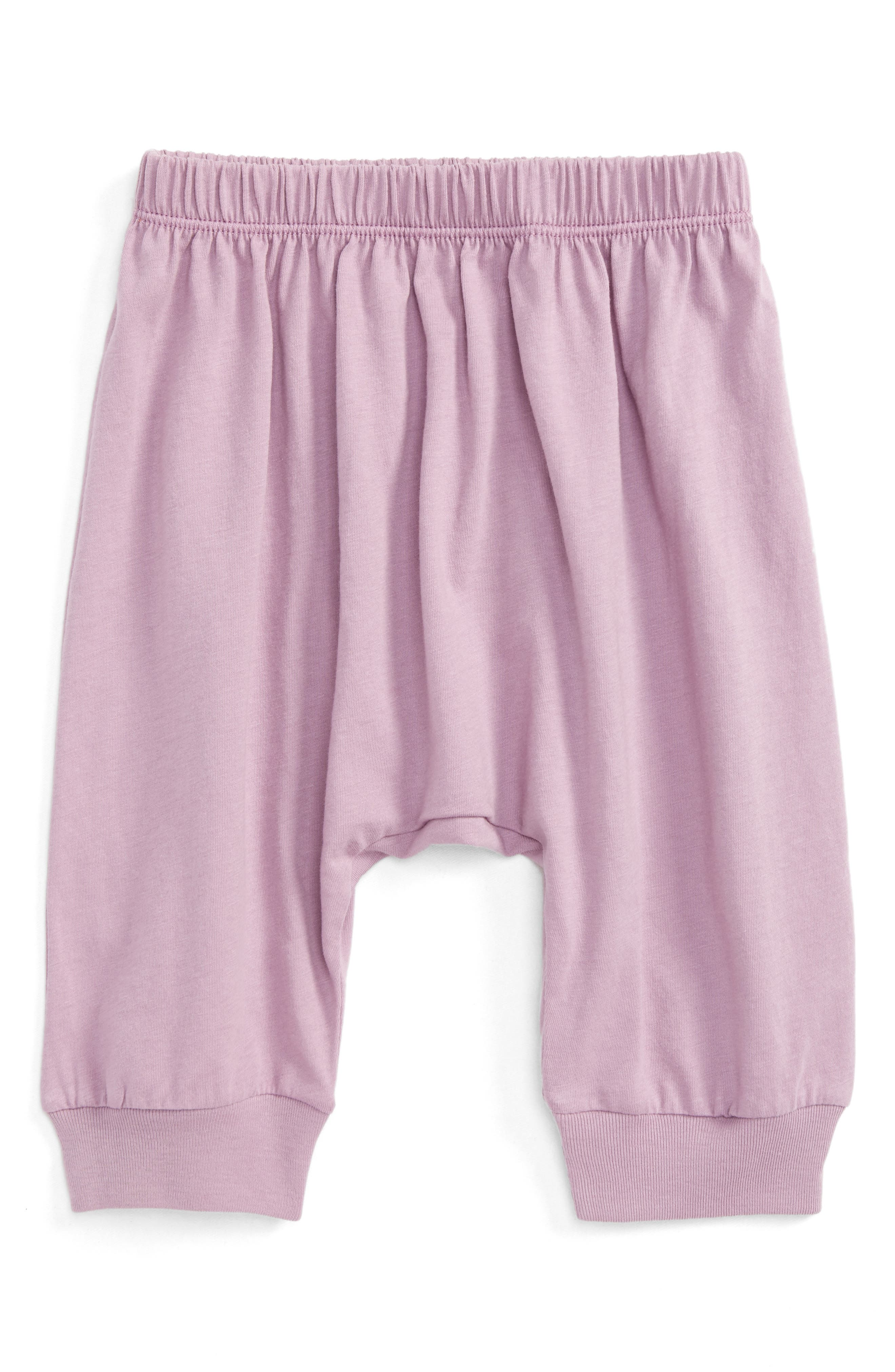Alternate Image 1 Selected - Peek Little Peanut - Happy Pants (Baby)