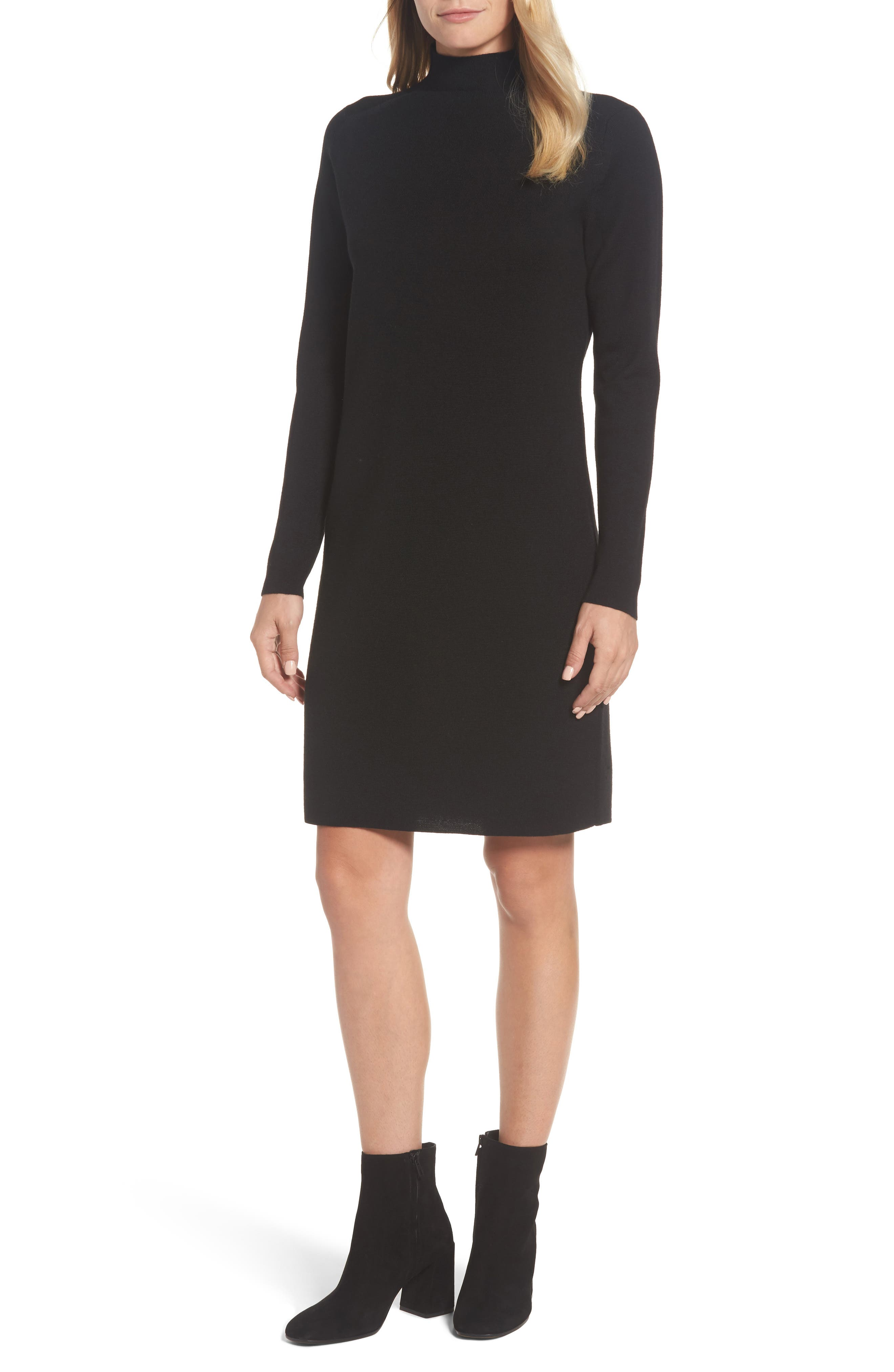 Emerson Rose Merino Wool Blend Sweater Dress