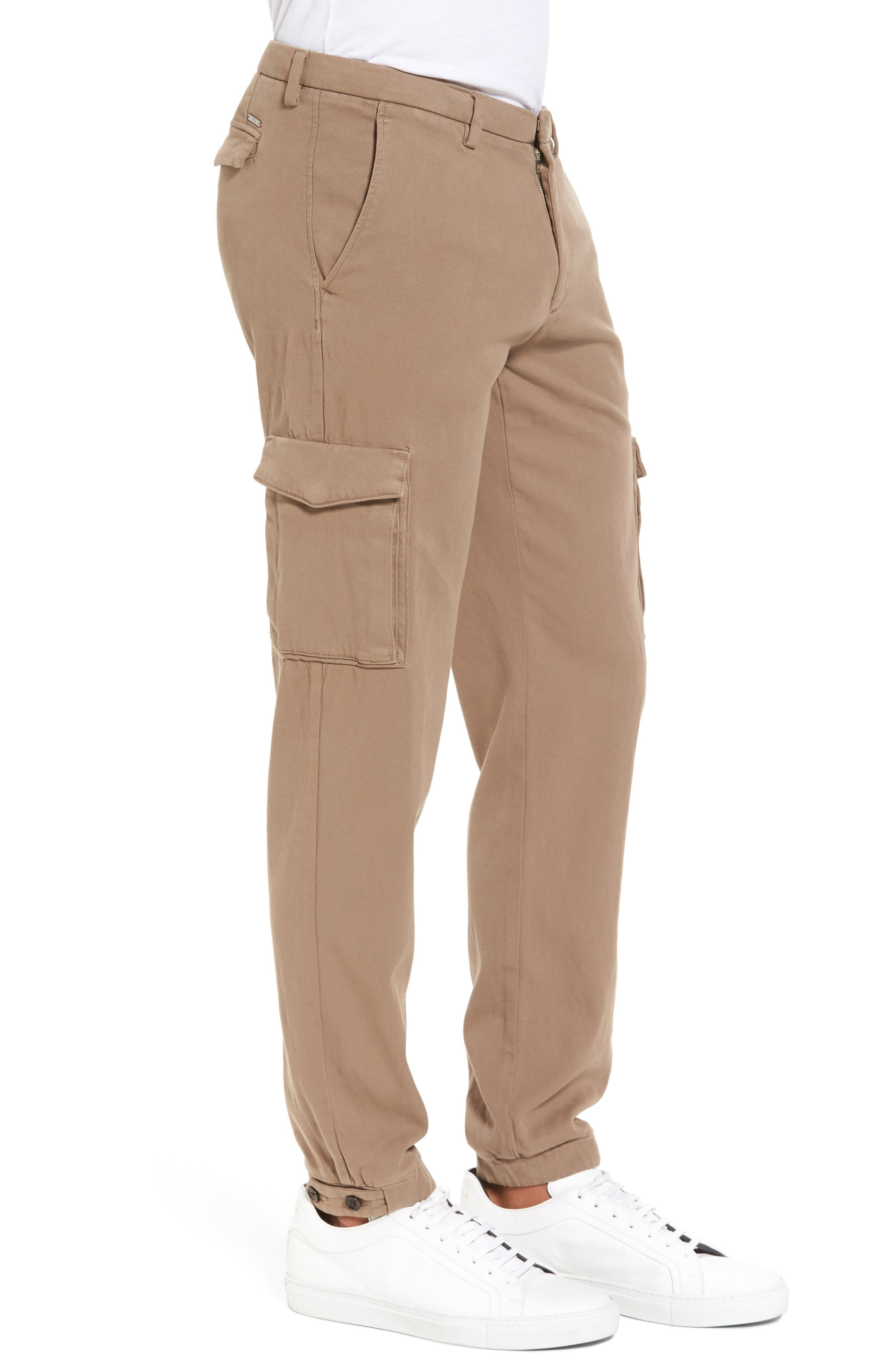 Kaigo Slim Jogger Pants,                             Alternate thumbnail 3, color,                             Khaki