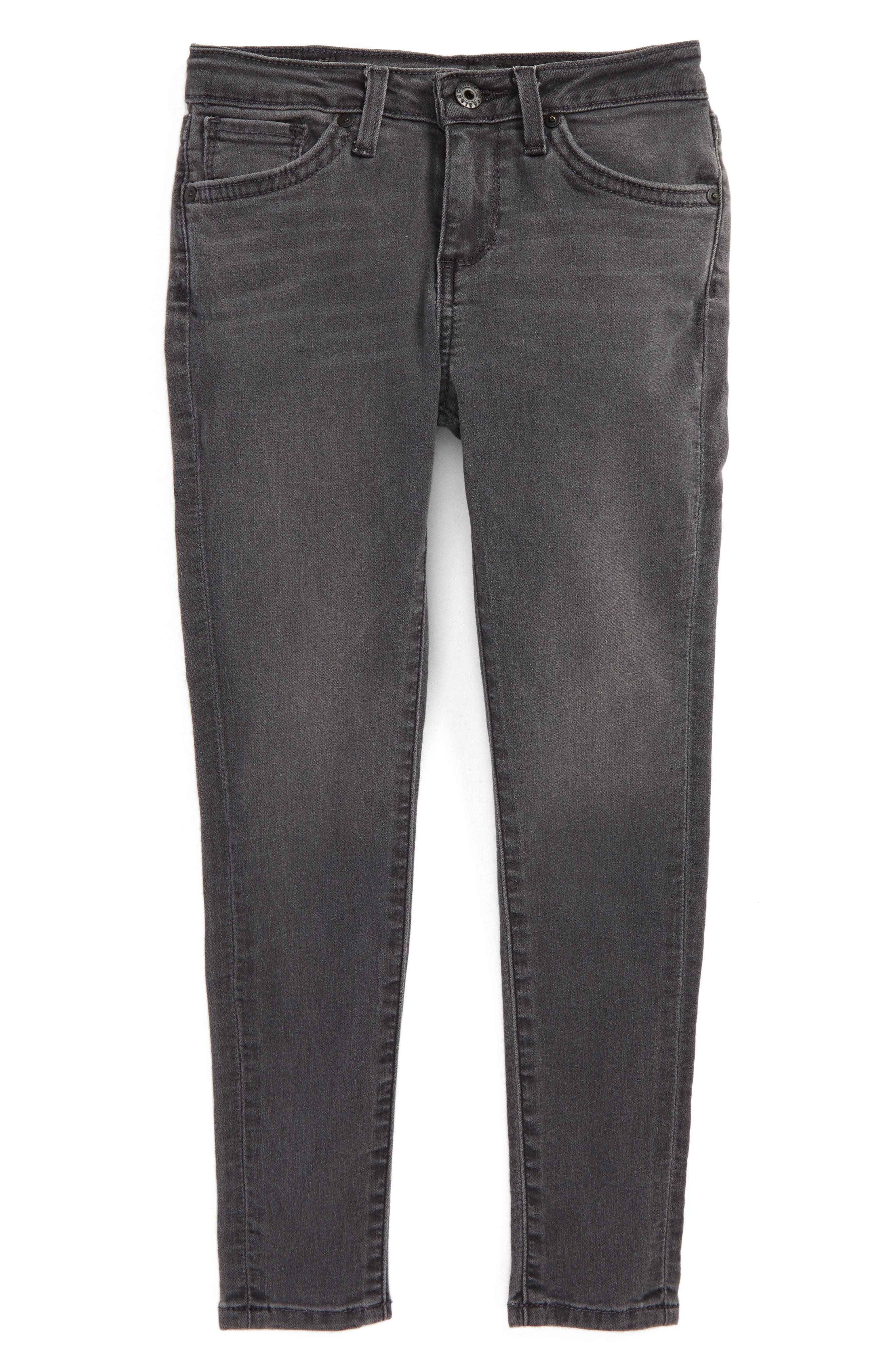 Twiggy Skinny Ankle Jeans,                         Main,                         color, Fulton Wash