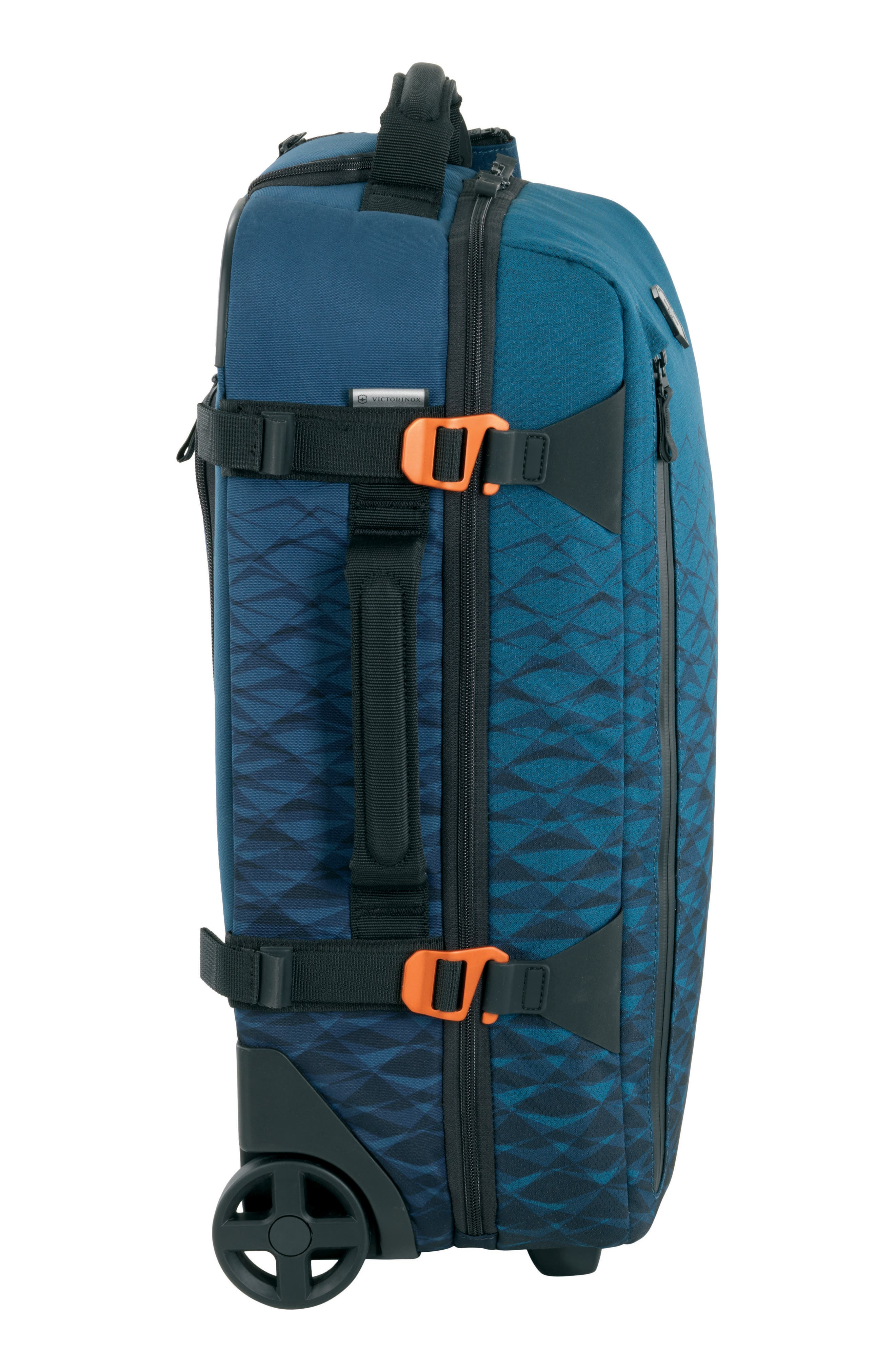 VX Touring 21-Inch Carry-On,                             Alternate thumbnail 3, color,                             Dark Teal