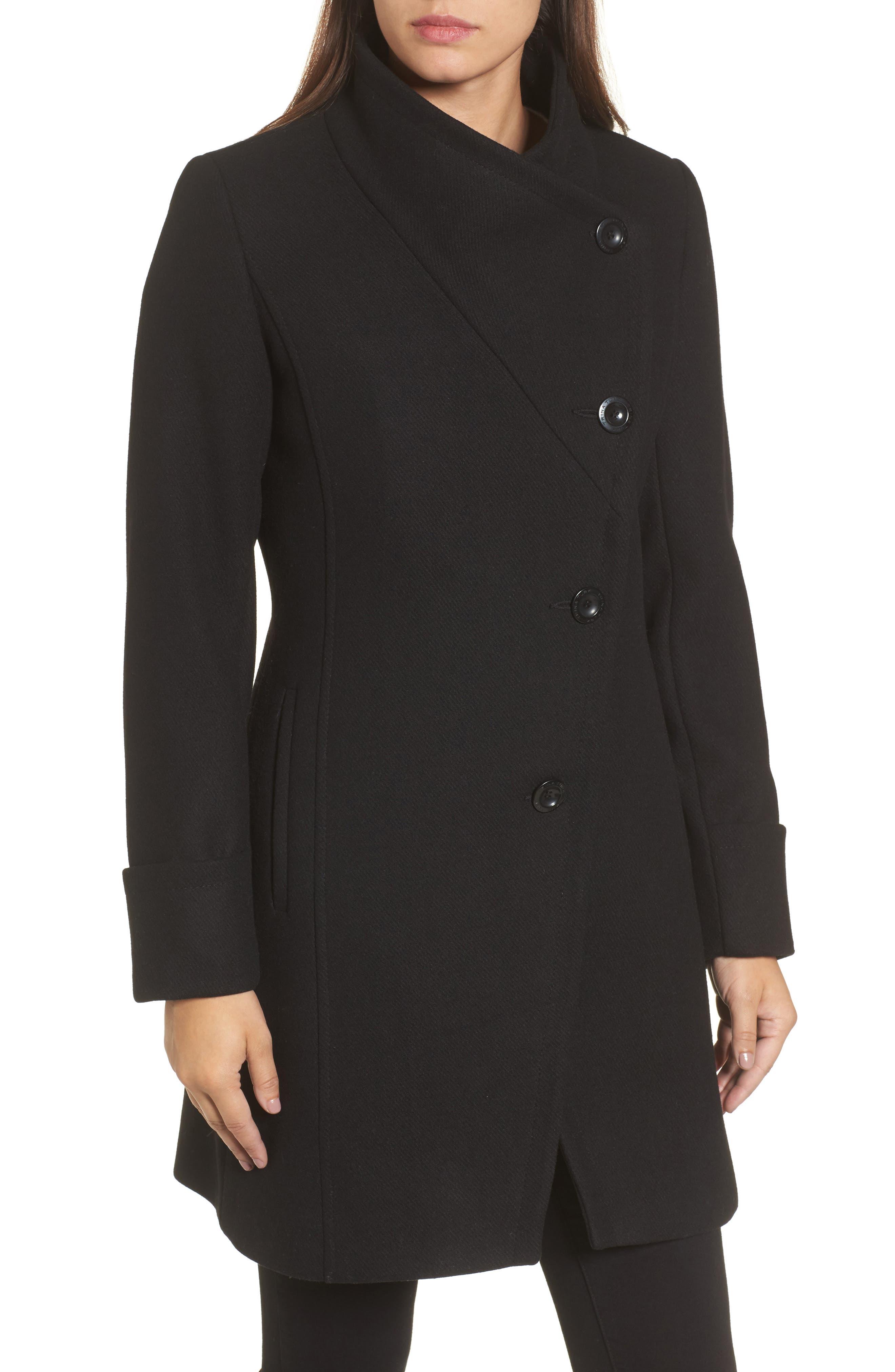 Alternate Image 4  - Trina Turk Fiona Double Breasted Coat