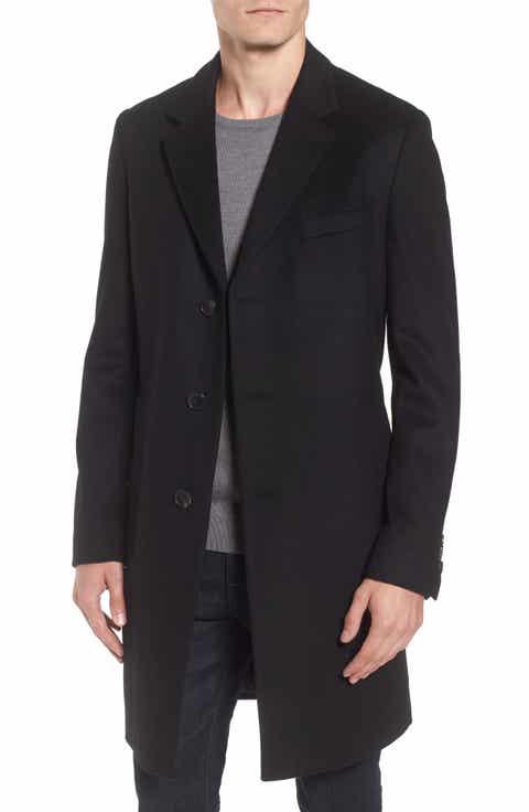 Top Coats Overcoats Amp Trench Coats For Men Nordstrom