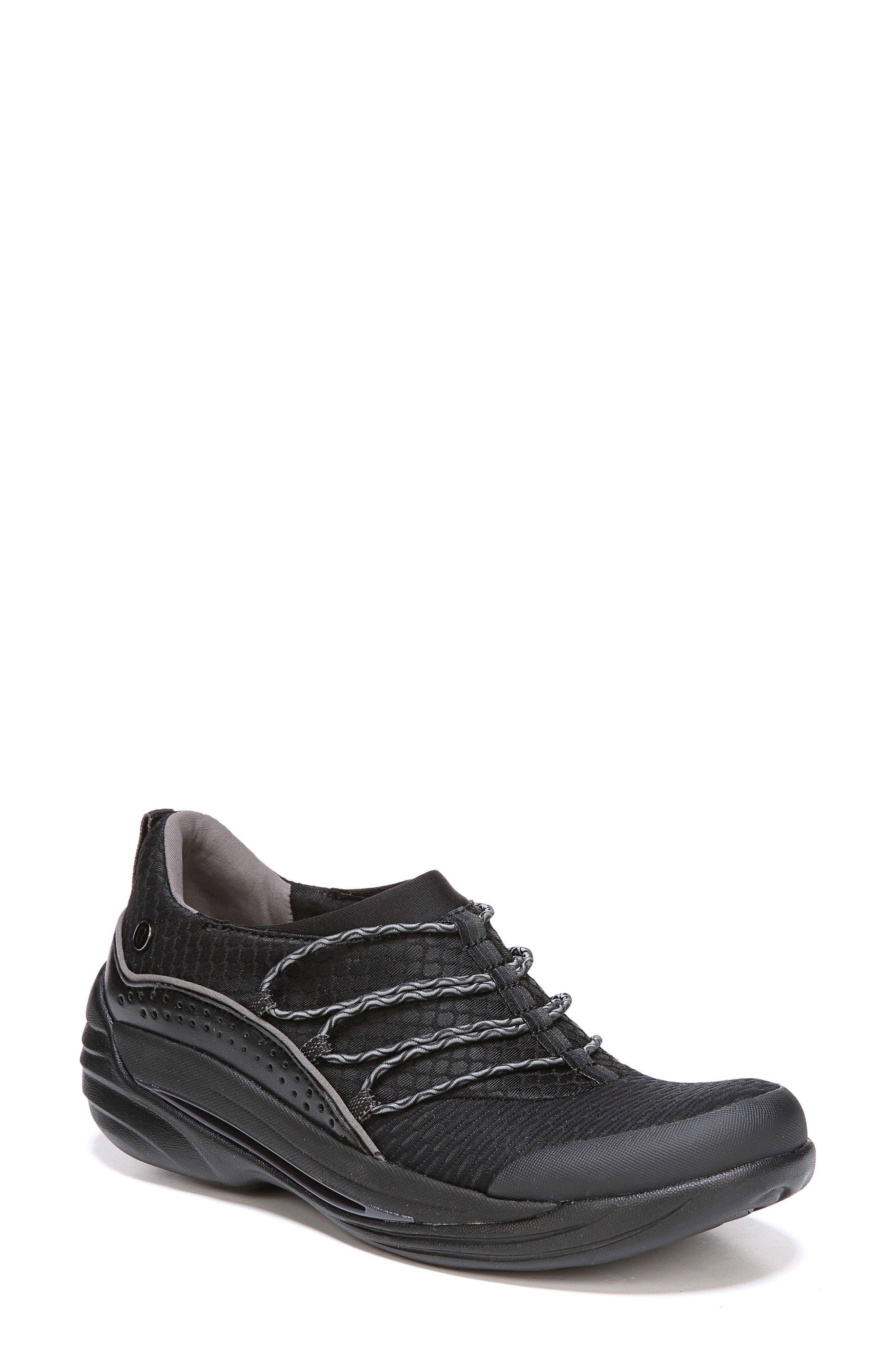 Pisces Slip-On Sneaker,                             Main thumbnail 1, color,                             Black