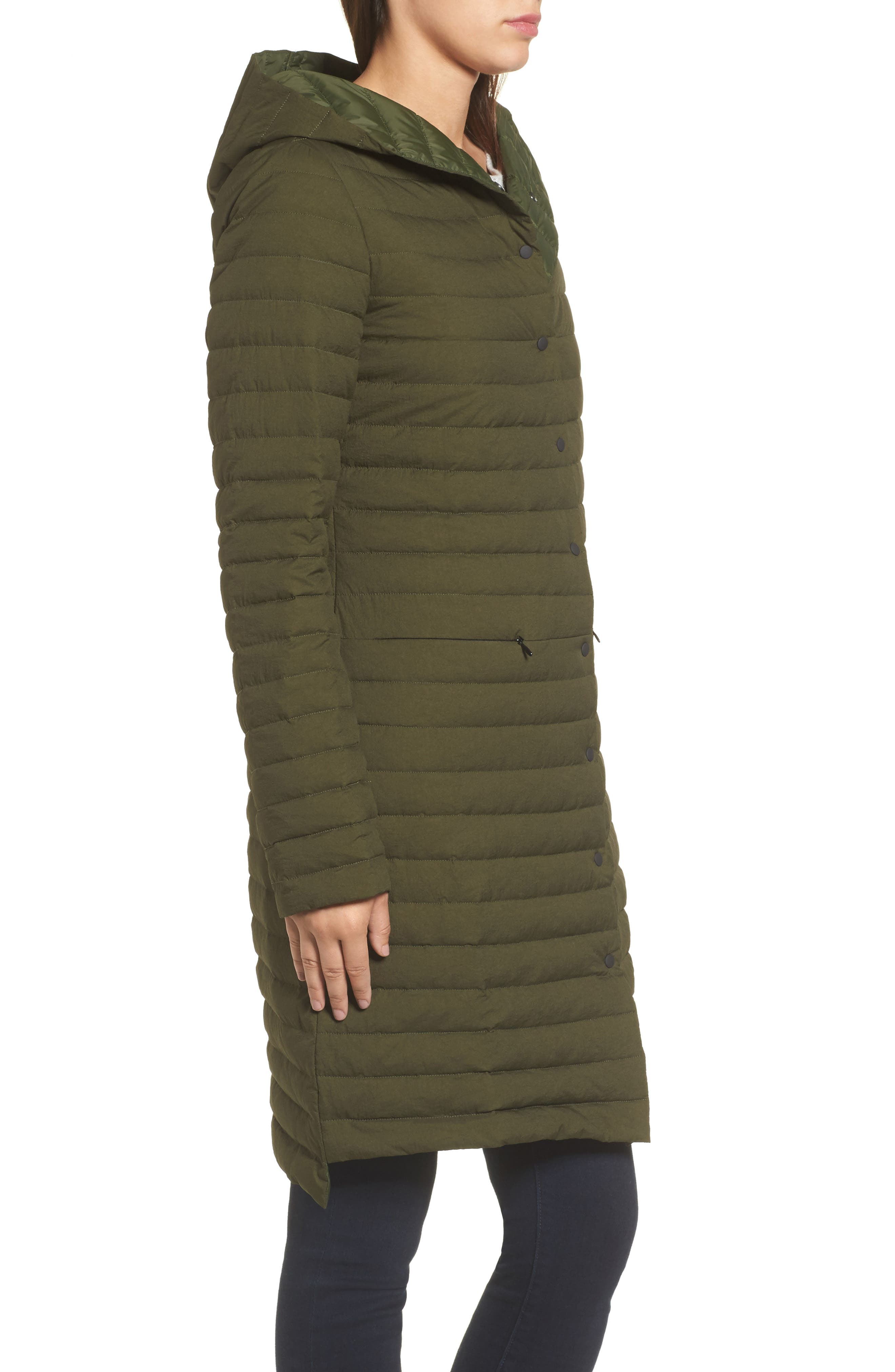 Alternate Image 3  - Trina Turk Edith Hooded Long Coat