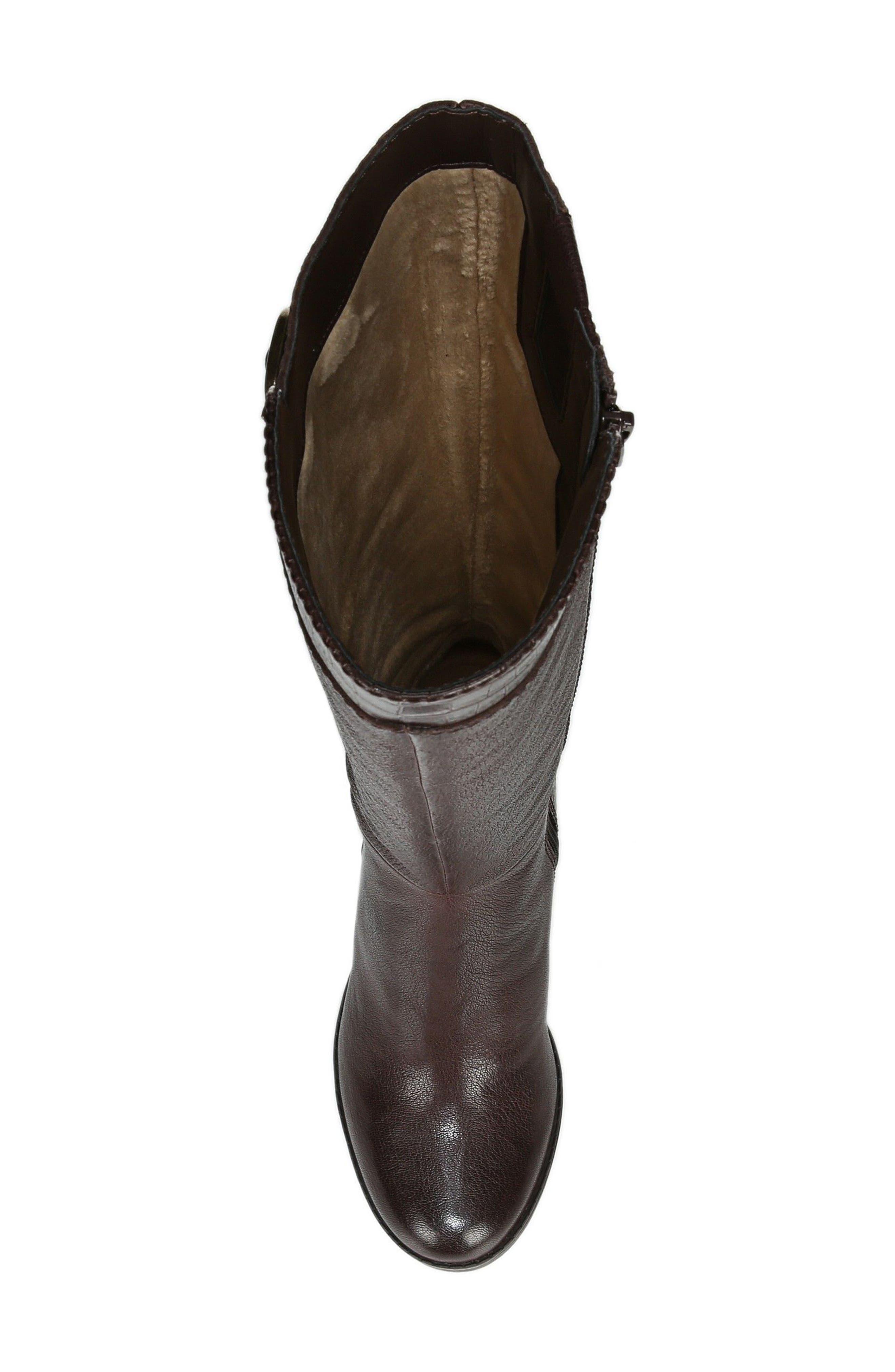Alternate Image 4  - Naturalizer Rozene Knee High Boot (Women)