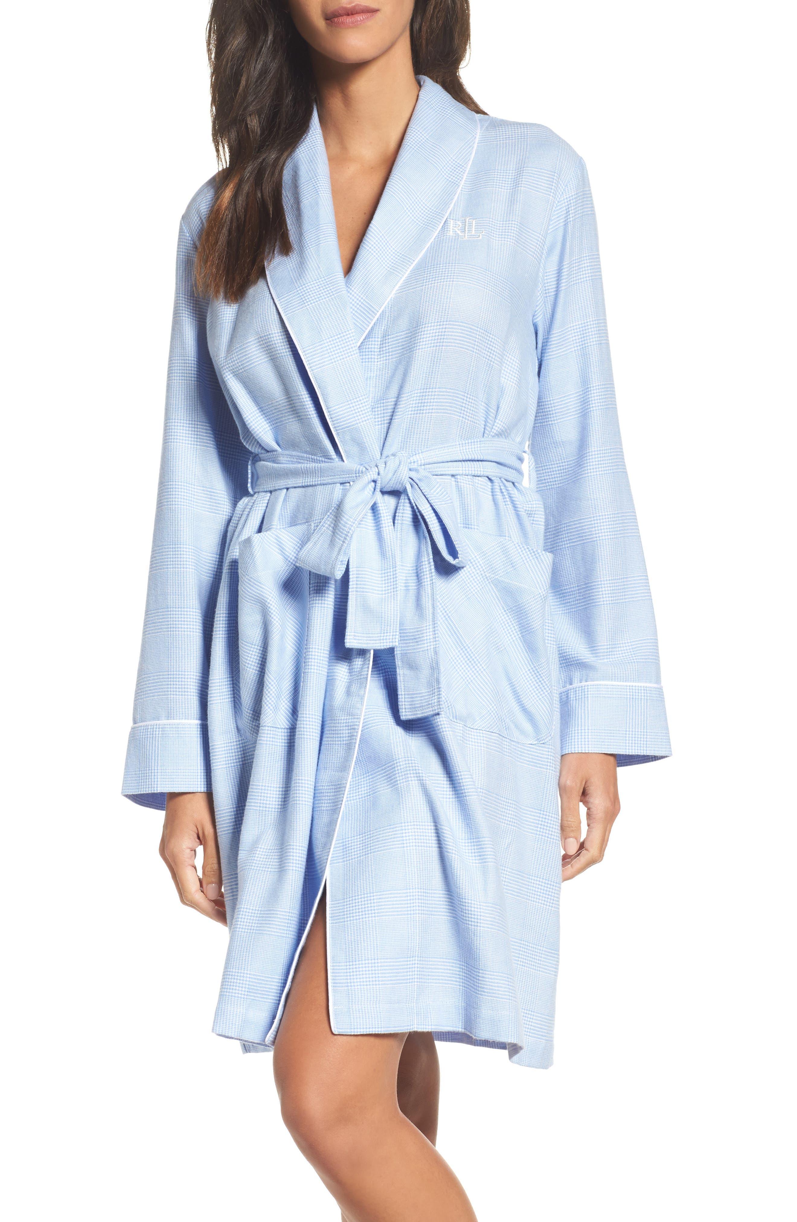Main Image - Lauren Ralph Lauren Short Robe