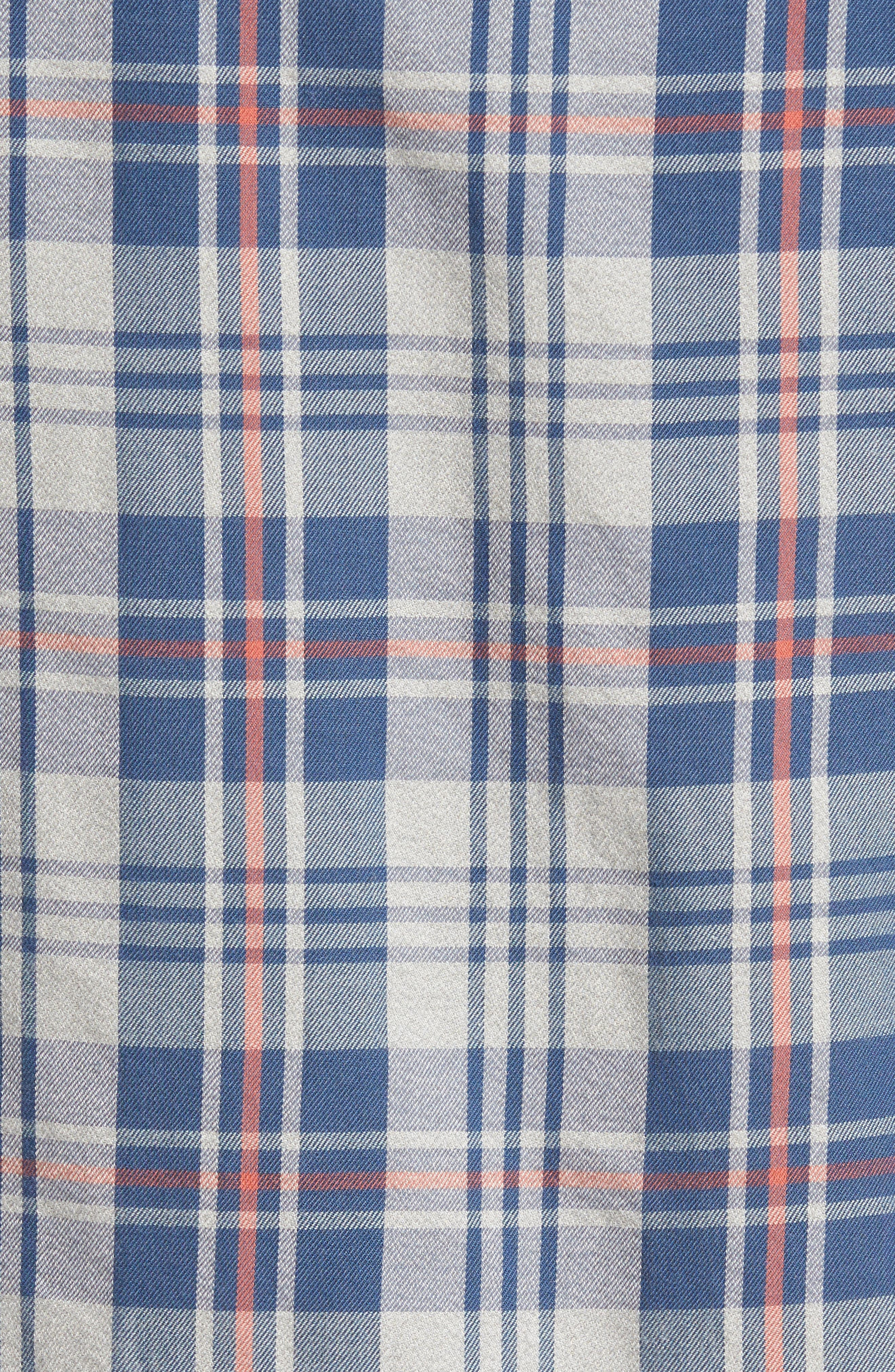 Alternate Image 5  - Faherty Check Sport Shirt