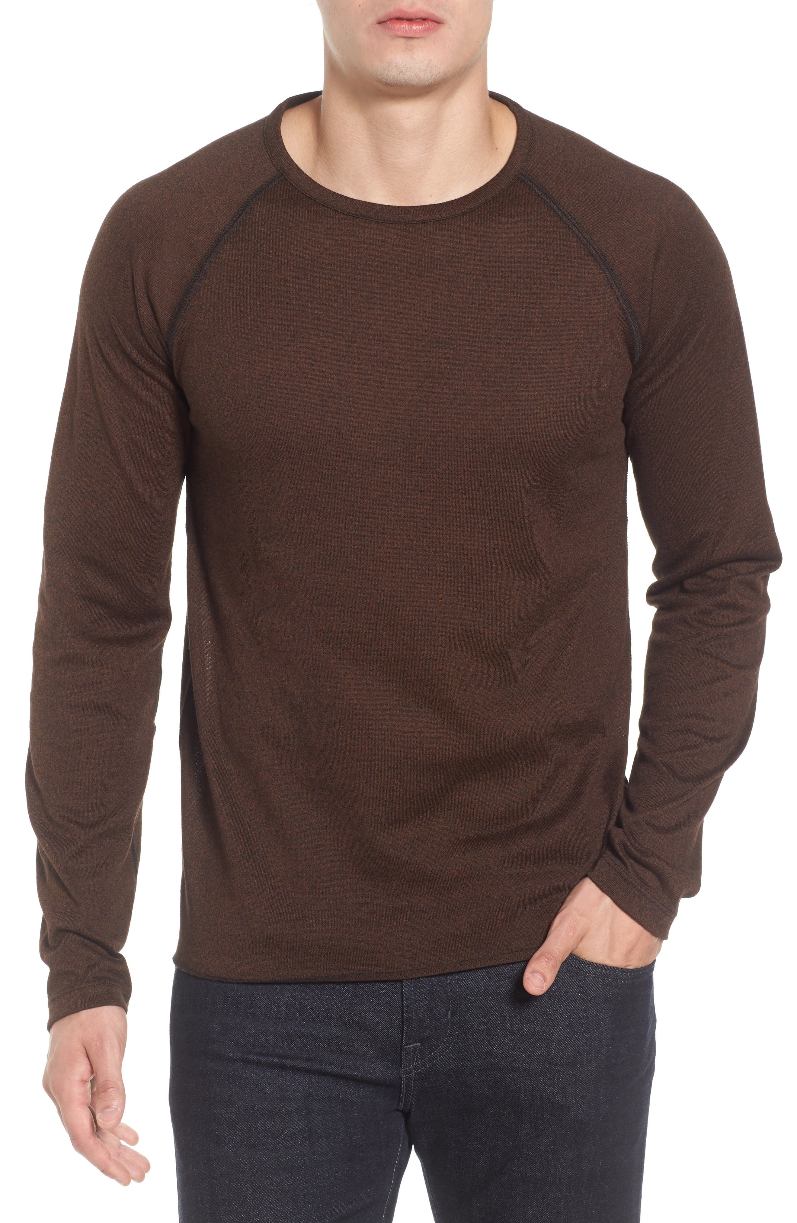 Billy Reid Long Sleeve T-Shirt