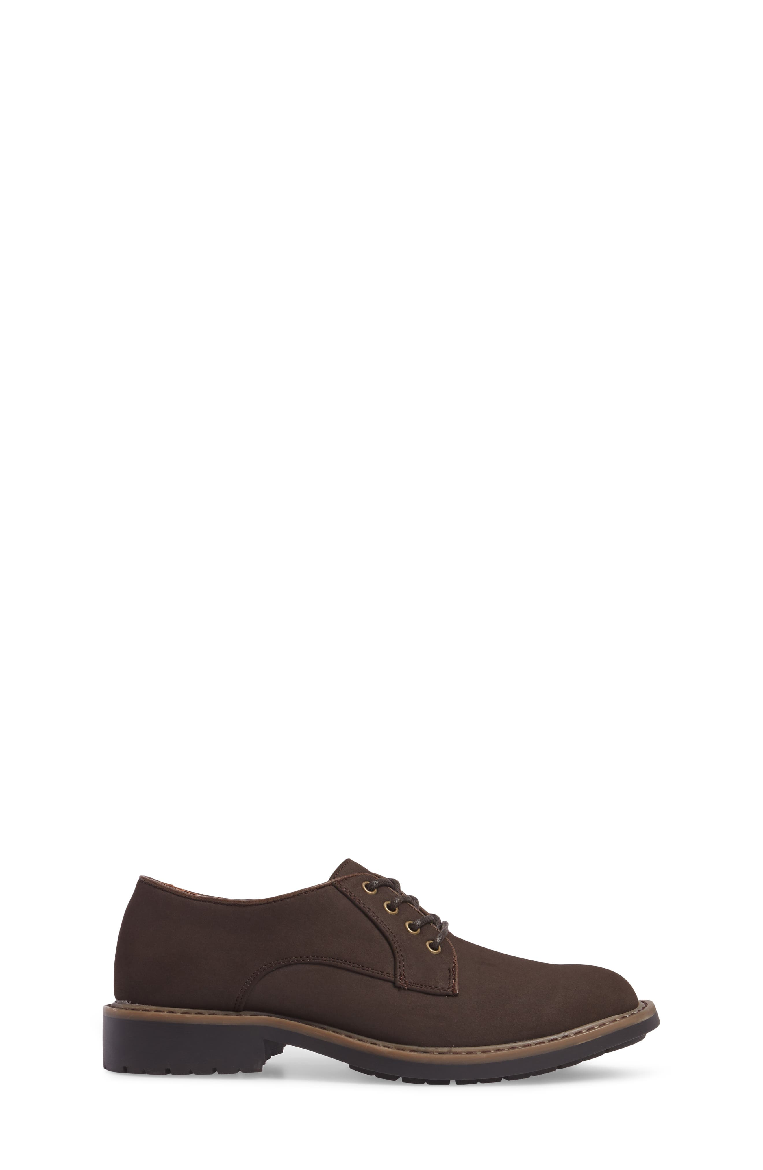 Alternate Image 3  - Kenneth Cole New York Take Buck Oxford (Toddler, Little Kid & Big Kid)