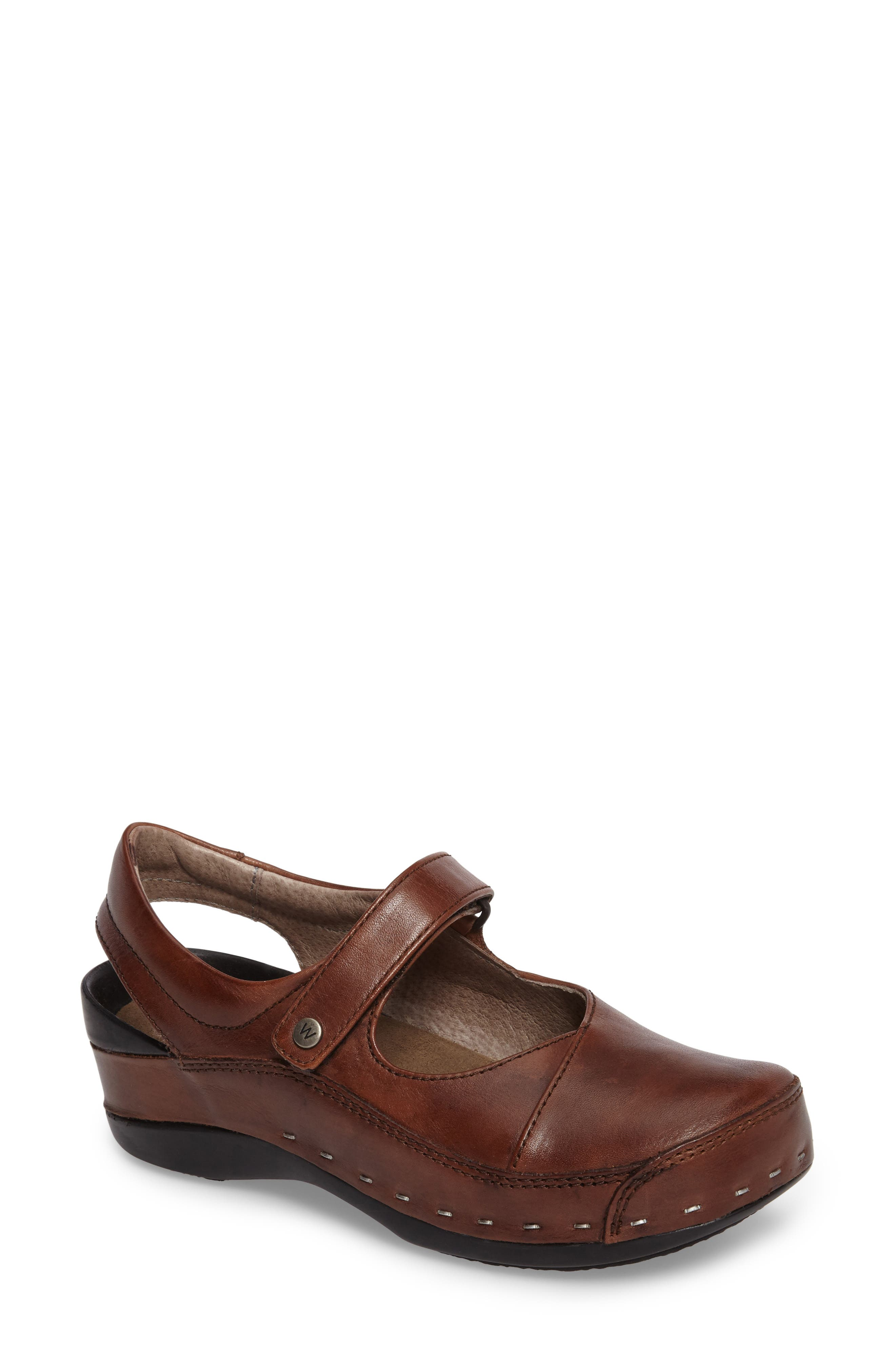 Wolky Slingback Clog (Women)