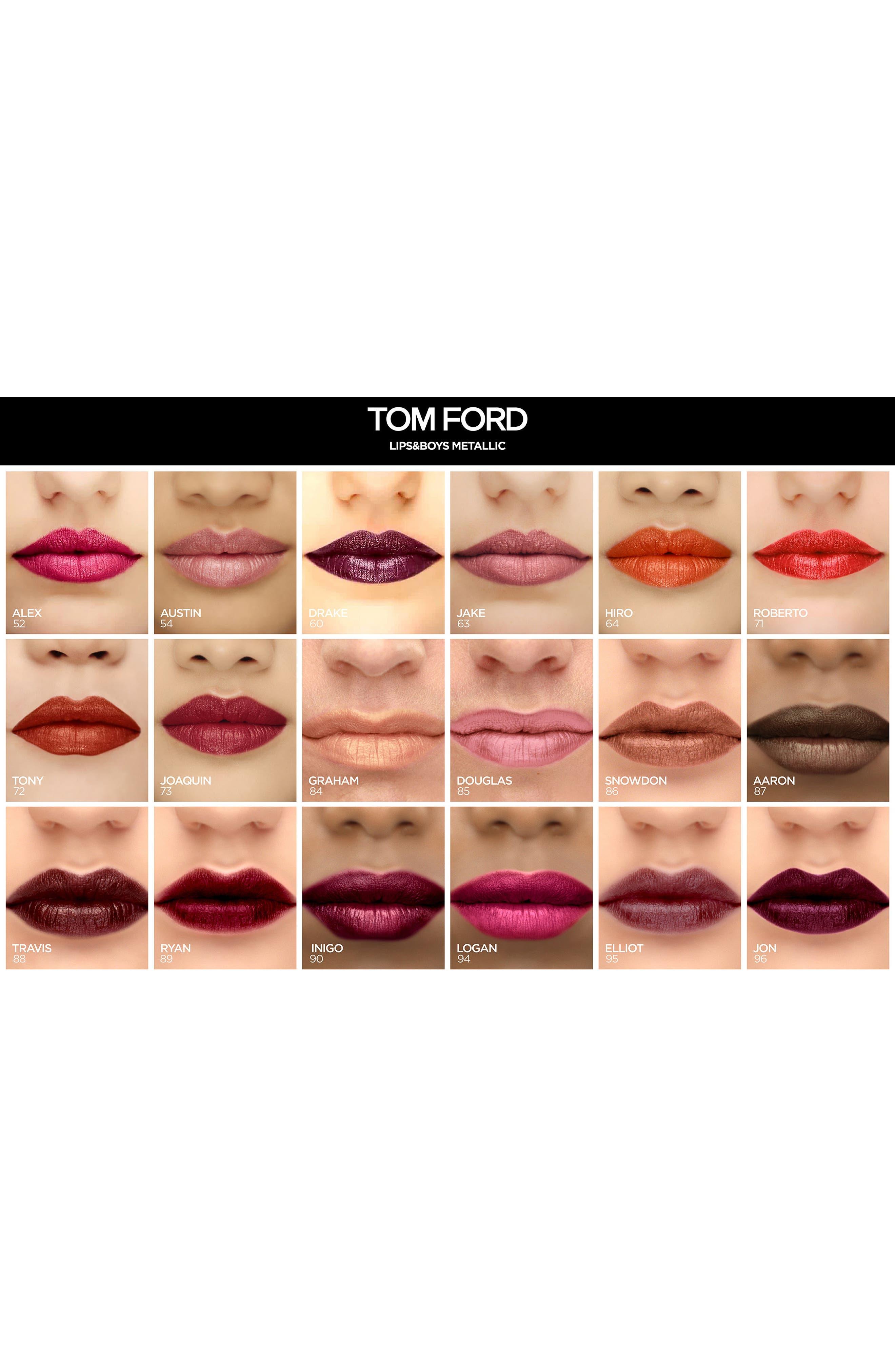 Alternate Image 4  - Tom Ford Boys & Girls Lip Color - The Boys