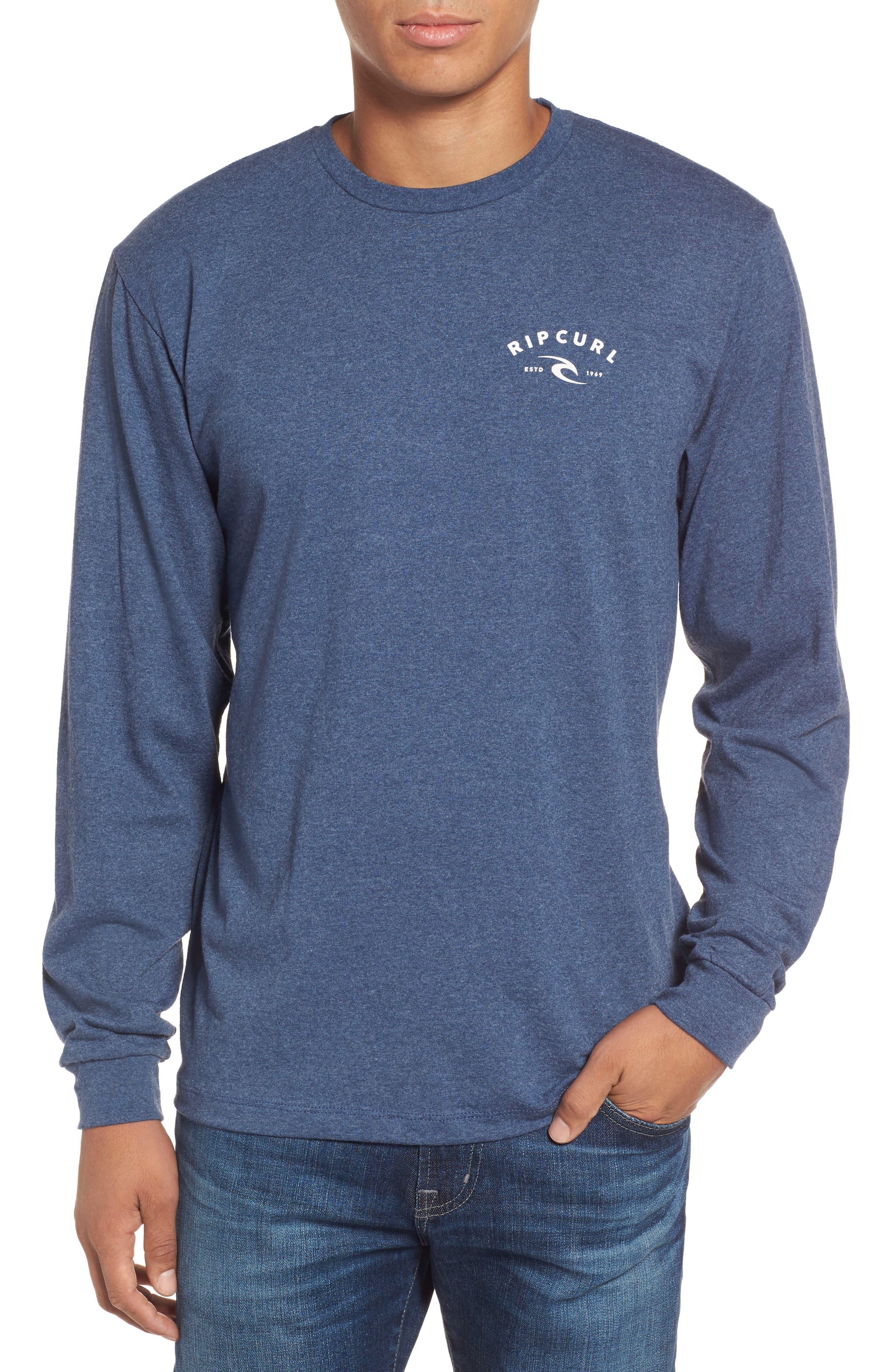 Rip Curl Down South Custom Graphic T-Shirt