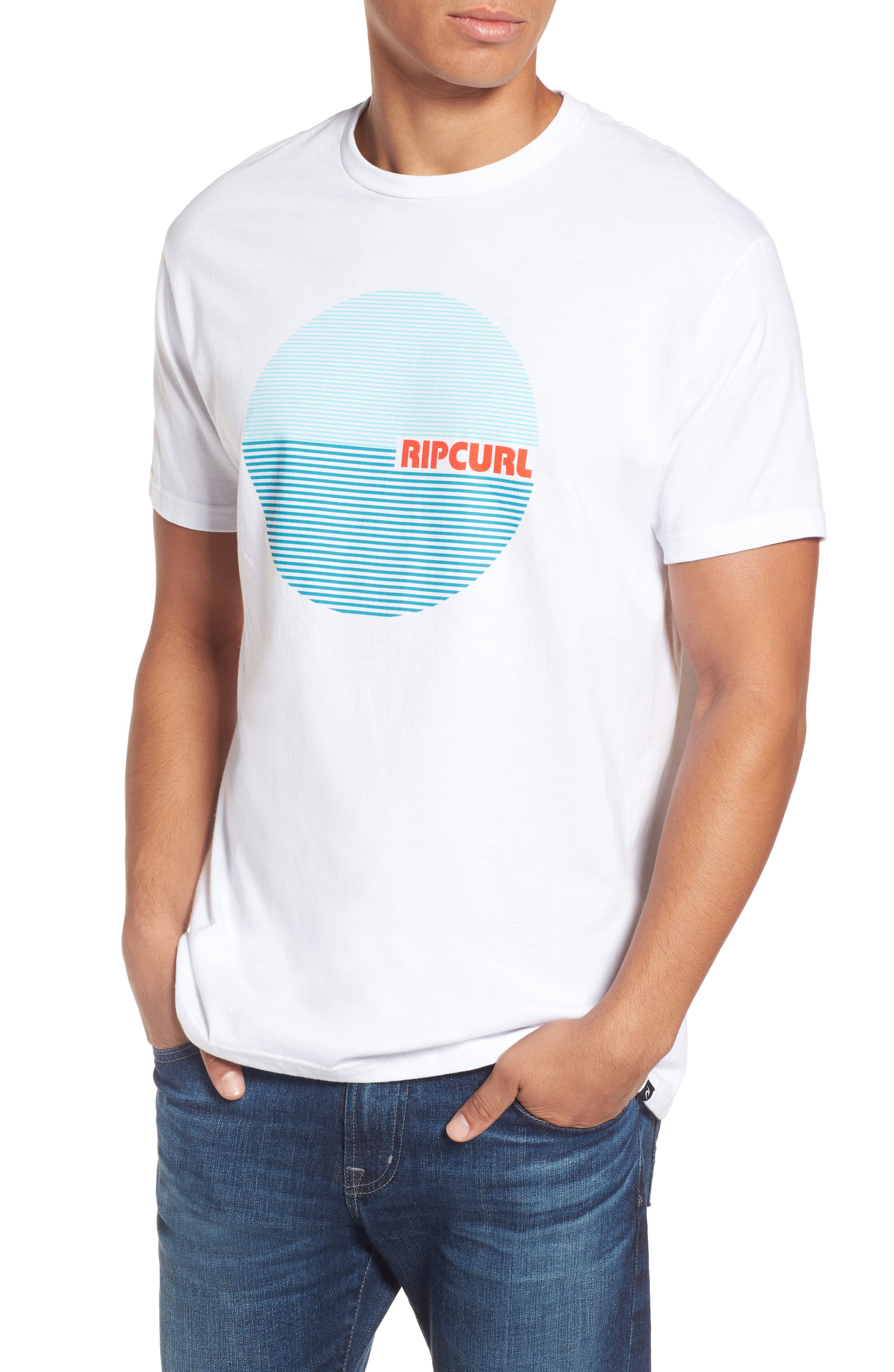 Alternate Image 1 Selected - Rip Curl Terra Graphic T-Shirt