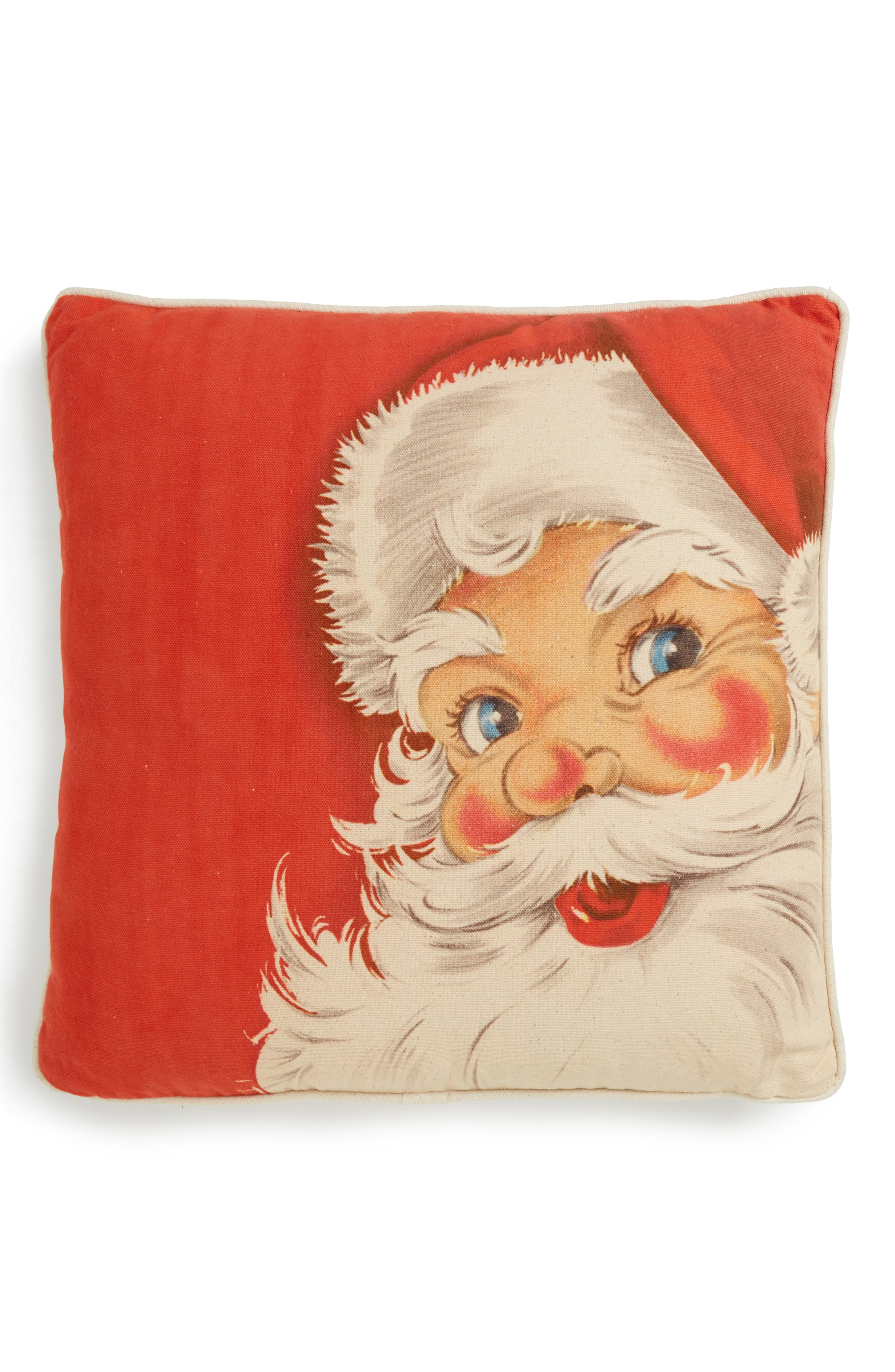 Alternate Image 1 Selected - ALLSTATE Santa Pillow