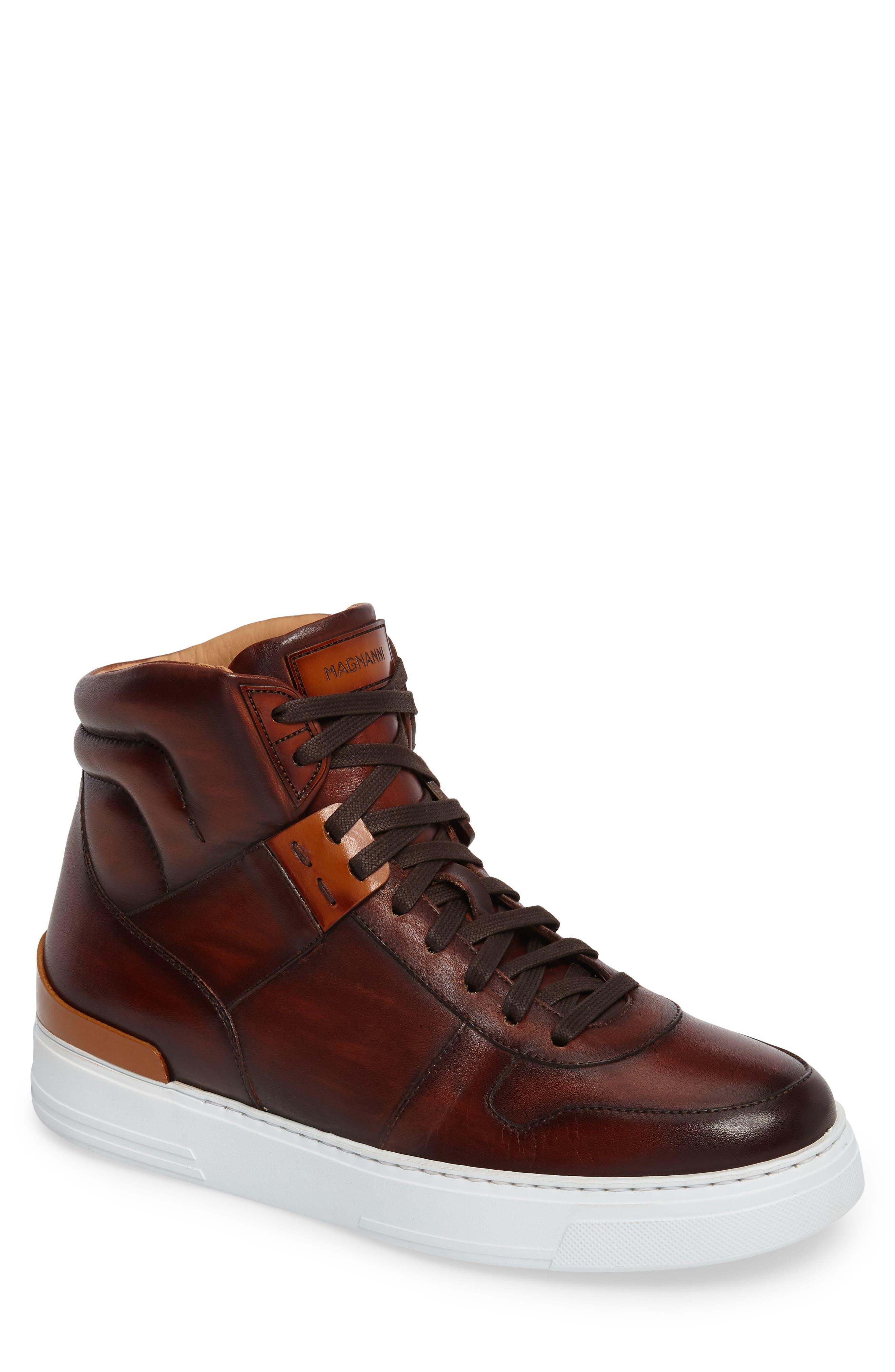 Magnanni Endo Hi Sneaker (Men)