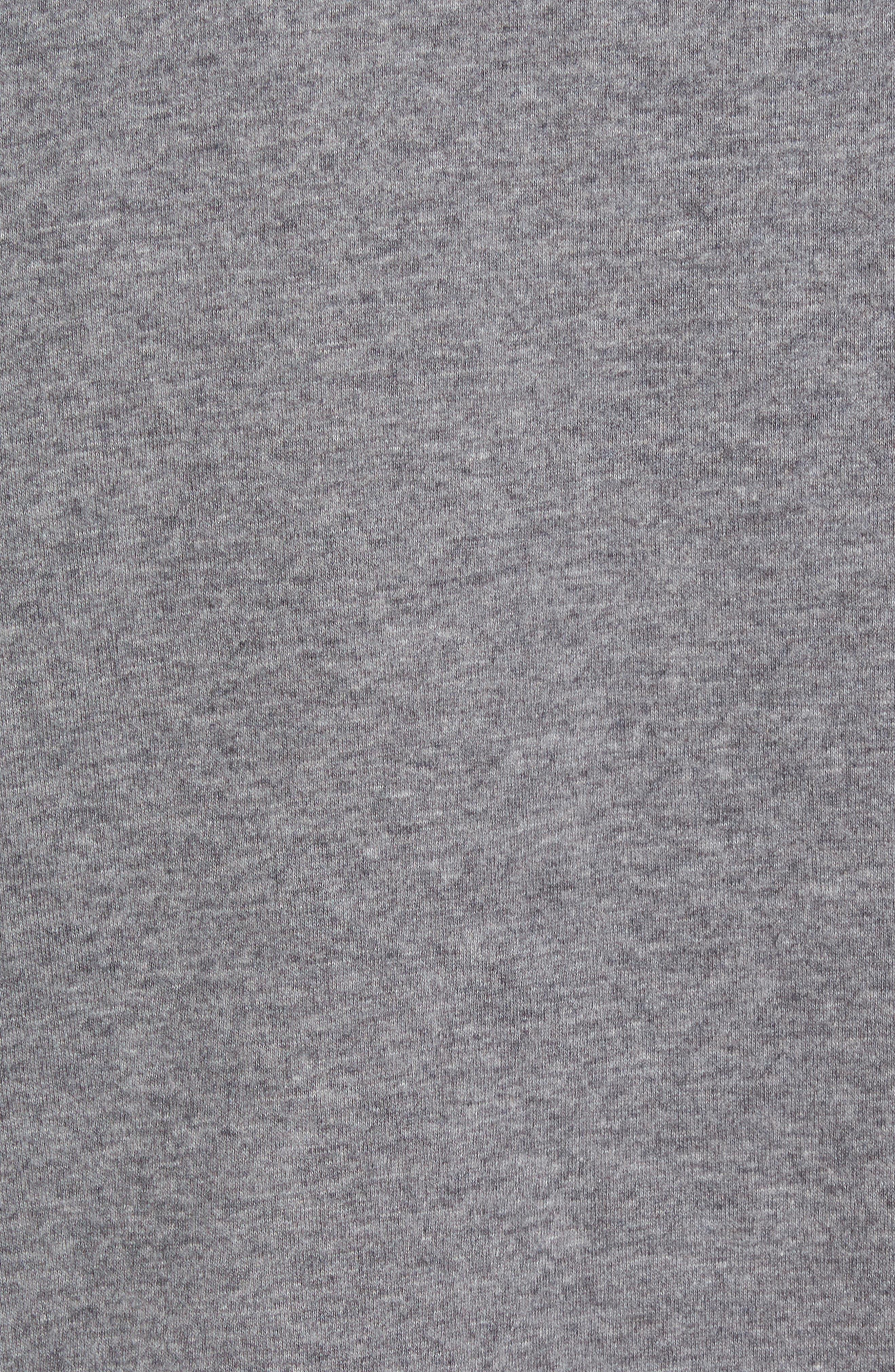 Flip Drive Quarter Zip Pullover,                             Alternate thumbnail 5, color,                             Trowel