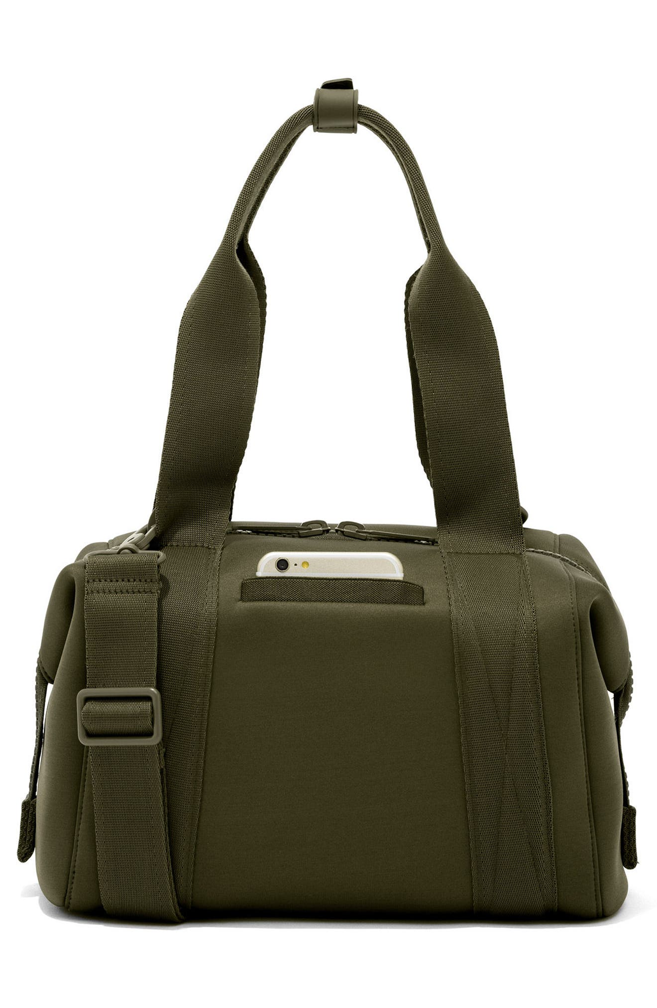 Alternate Image 3  - Dagne Dover Small 365 Landon Neoprene Duffel Bag