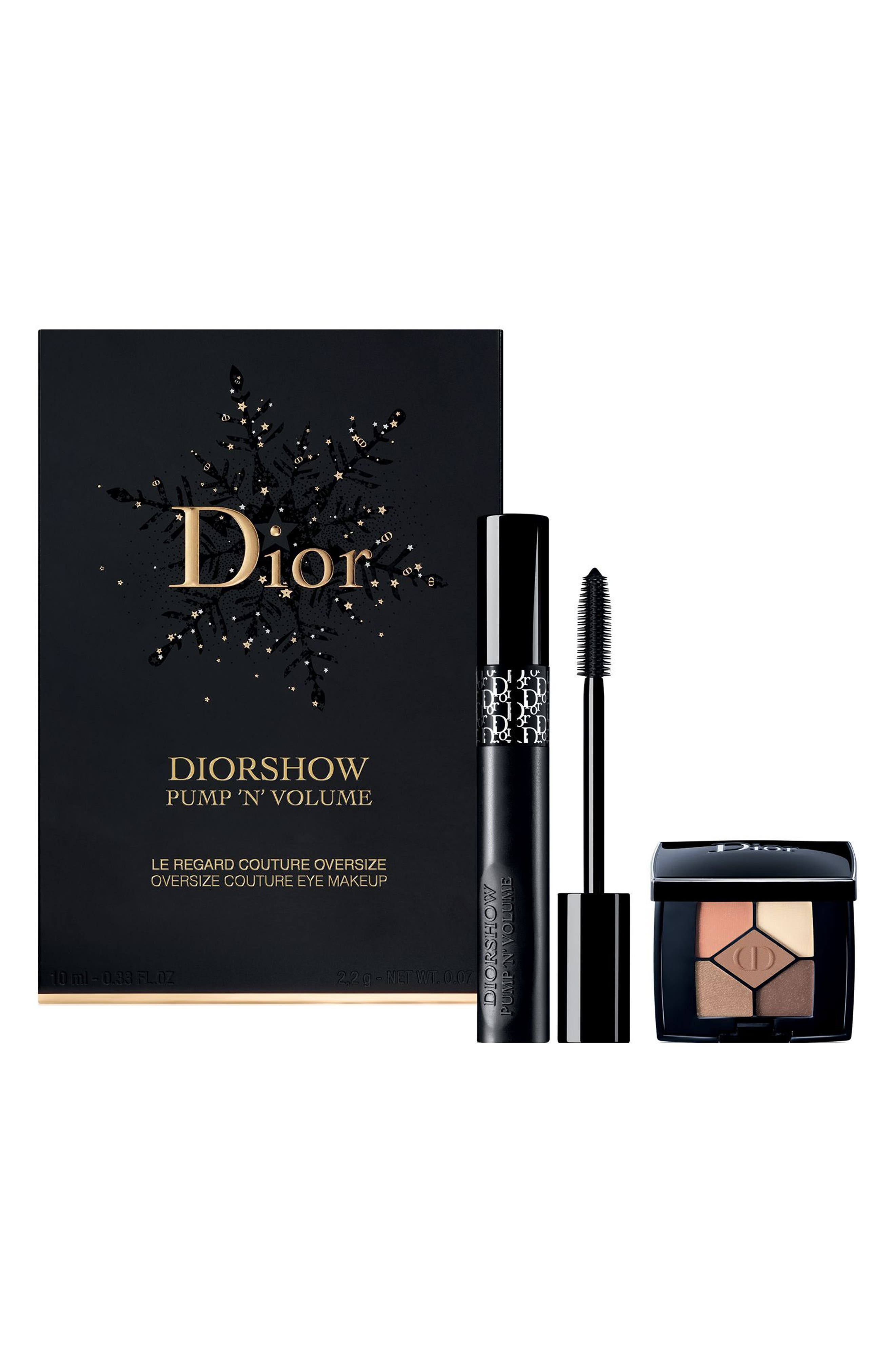 Main Image - Dior Diorshow Pump'n'Volume Mascara & Eyeshadow Set