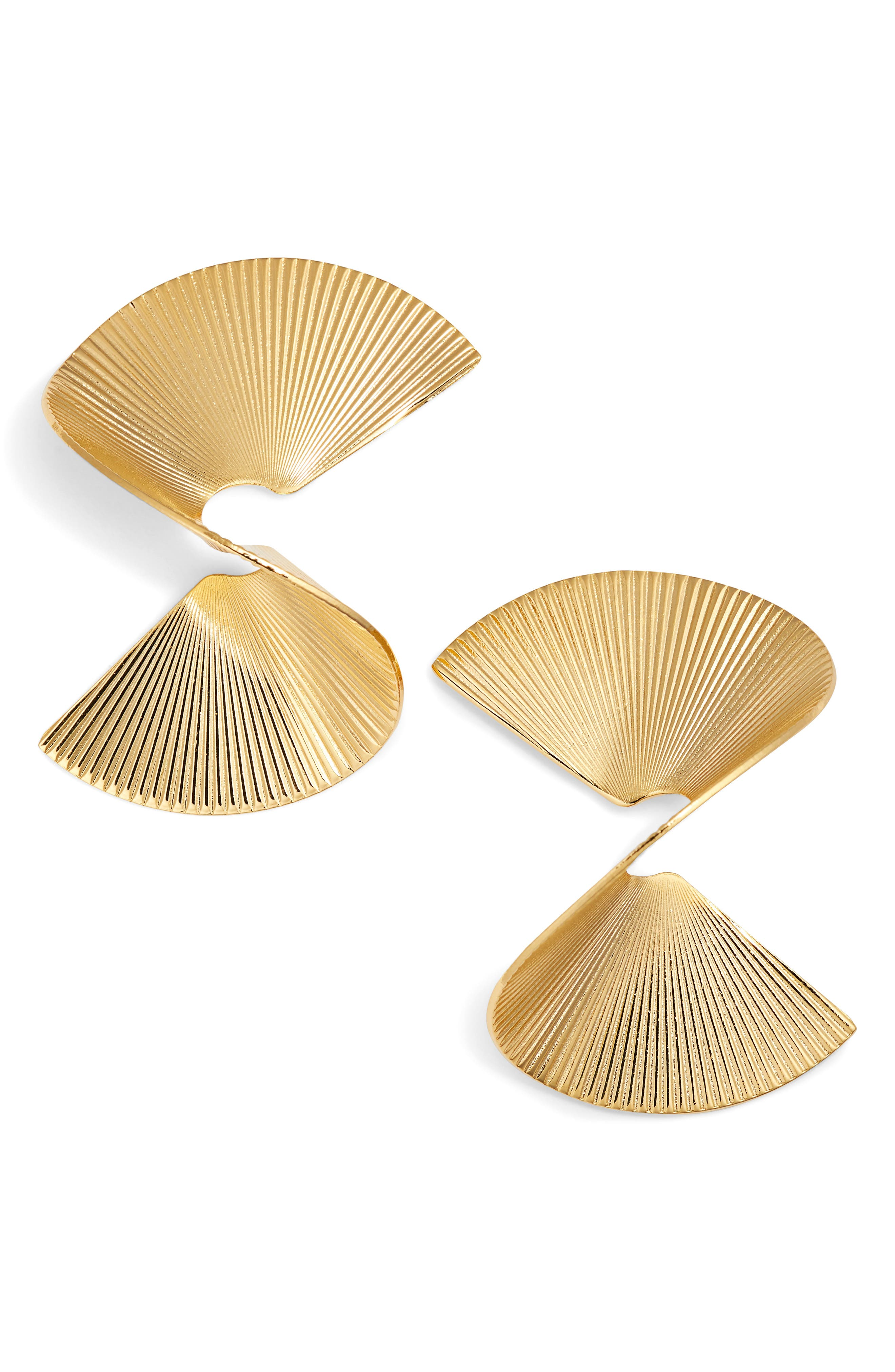 BIKO Solarwave Stud Earrings