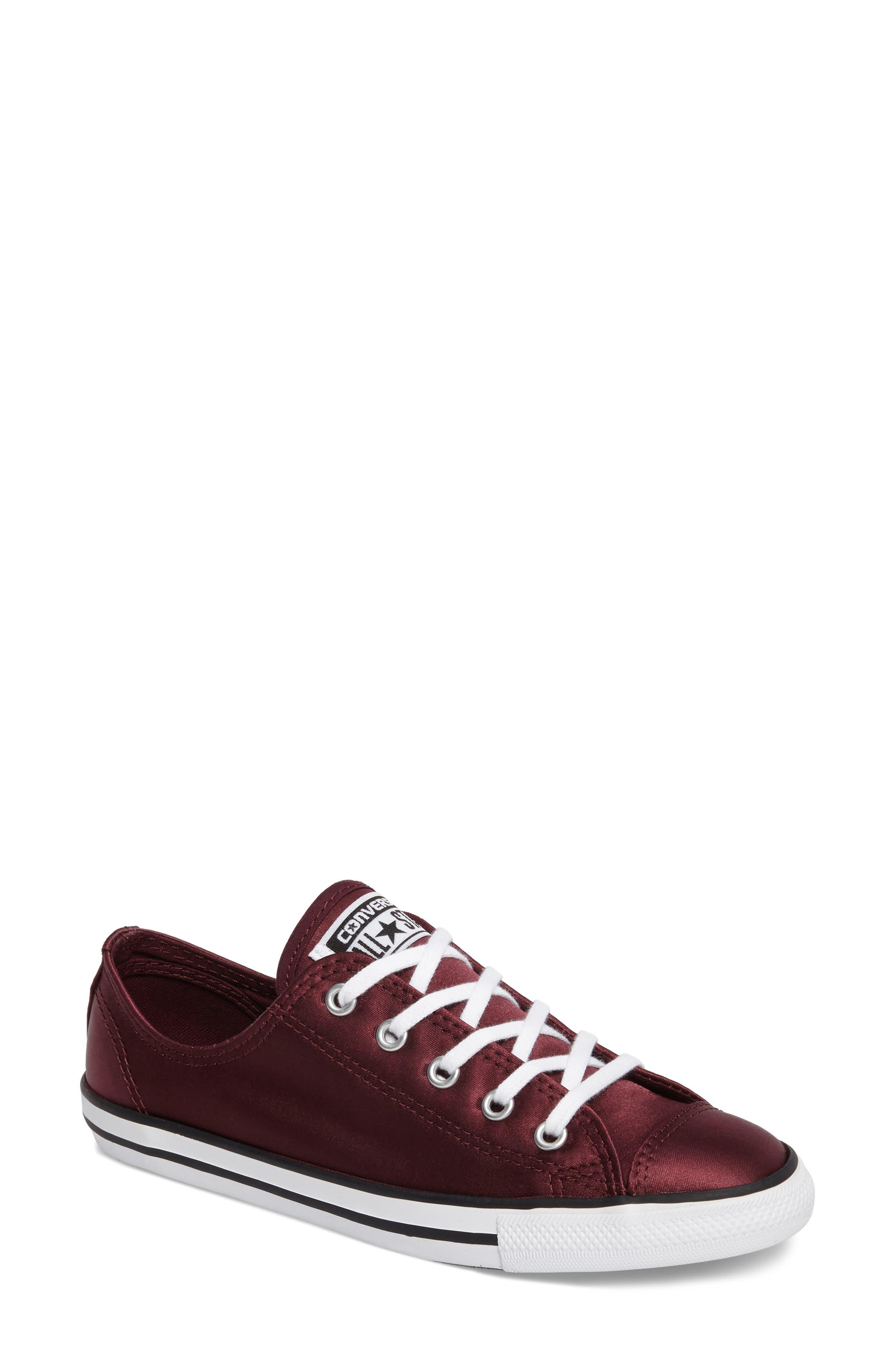 Converse Chuck Taylor® All Star® 'Dainty' Low Top Sneaker (Women)