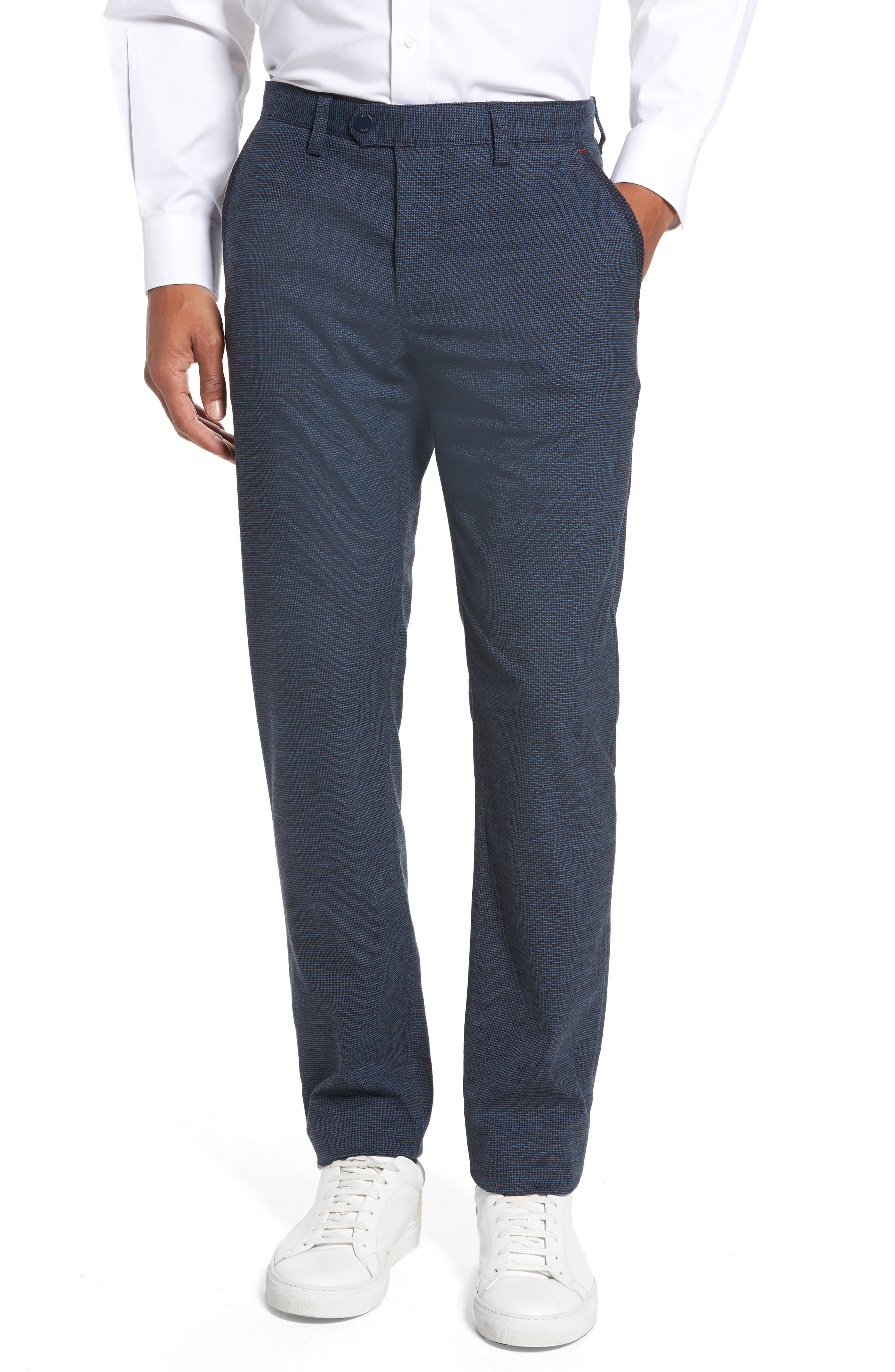 Ted Baker London Water Resistant Golf Trousers