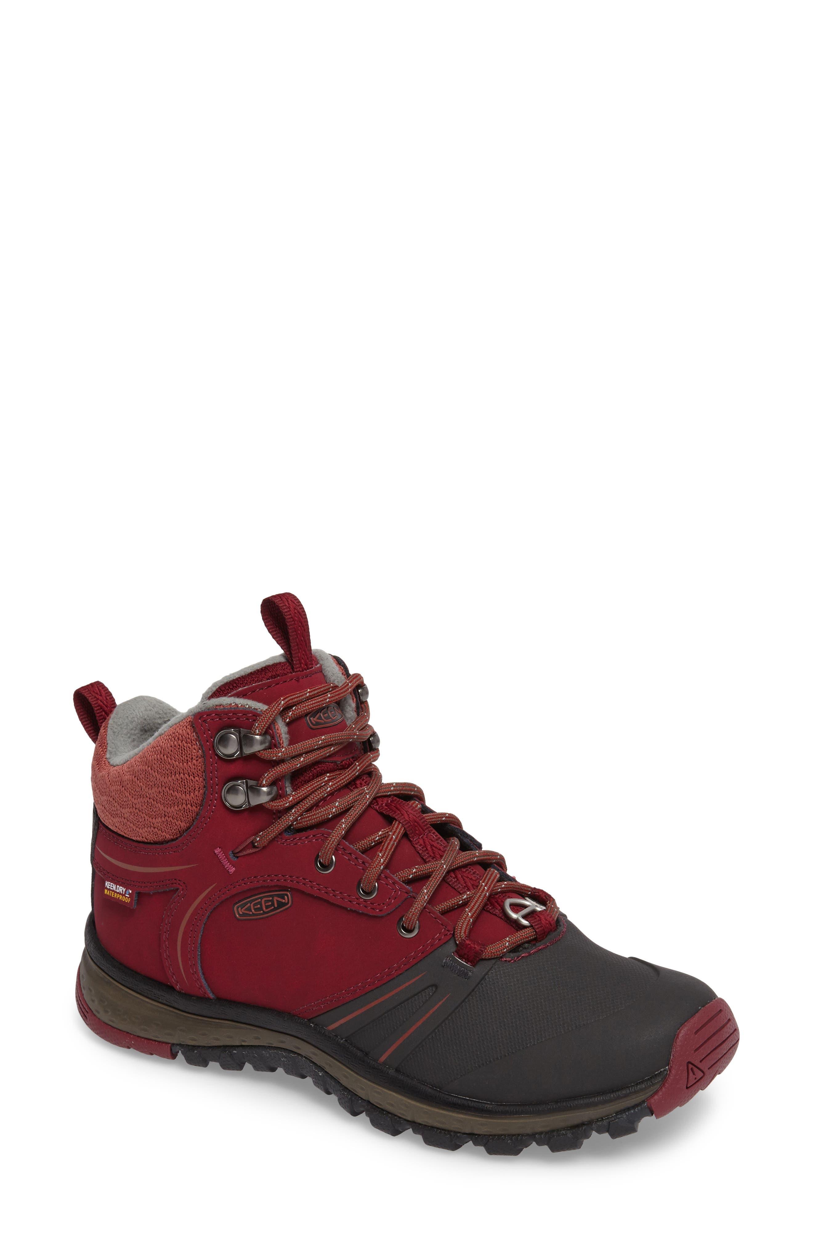 Keen Terradora Wintershell Waterproof Hiking Boot (Women)