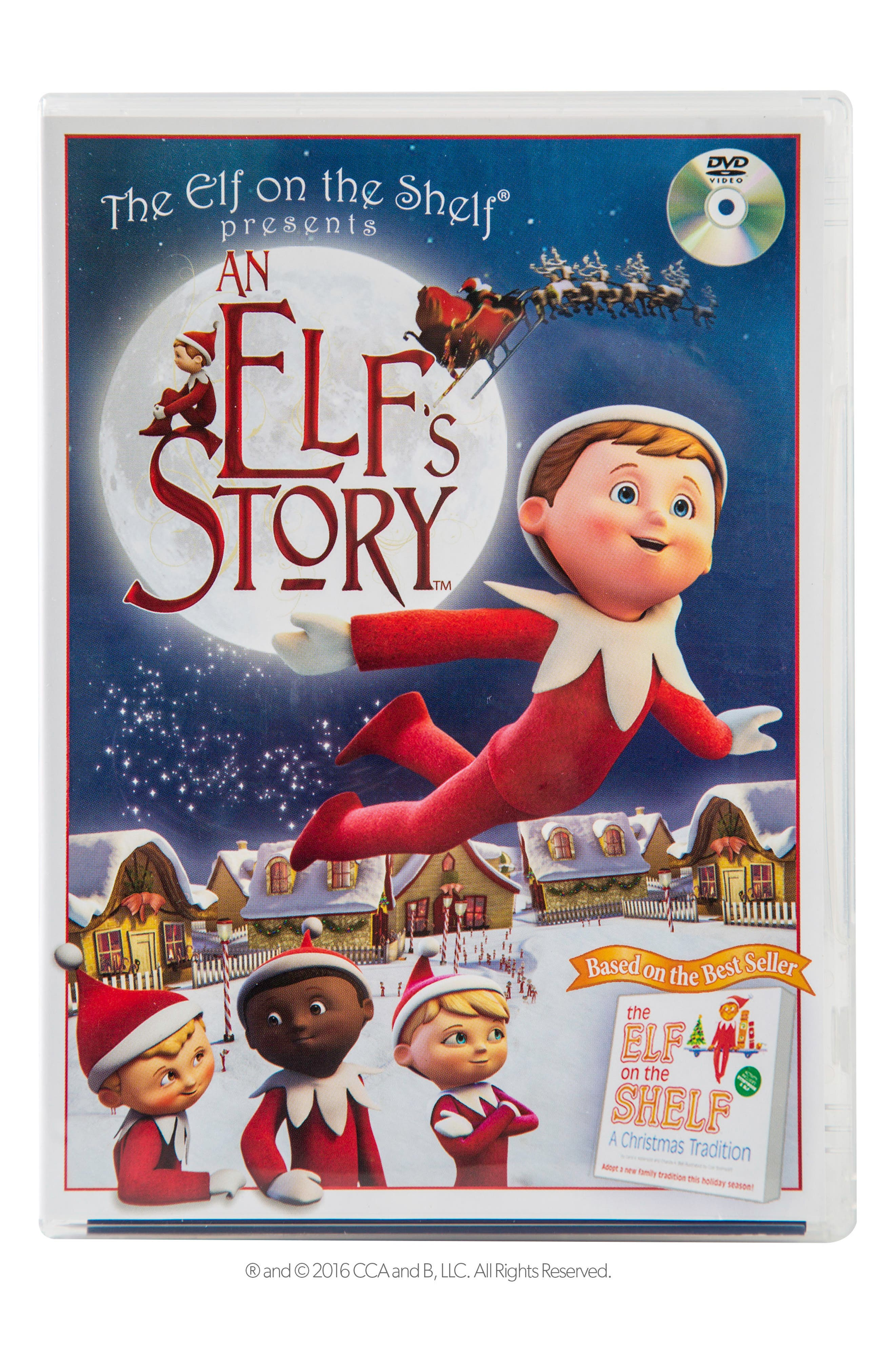 Elf on the Shelf 'An Elf's Story' DVD Special