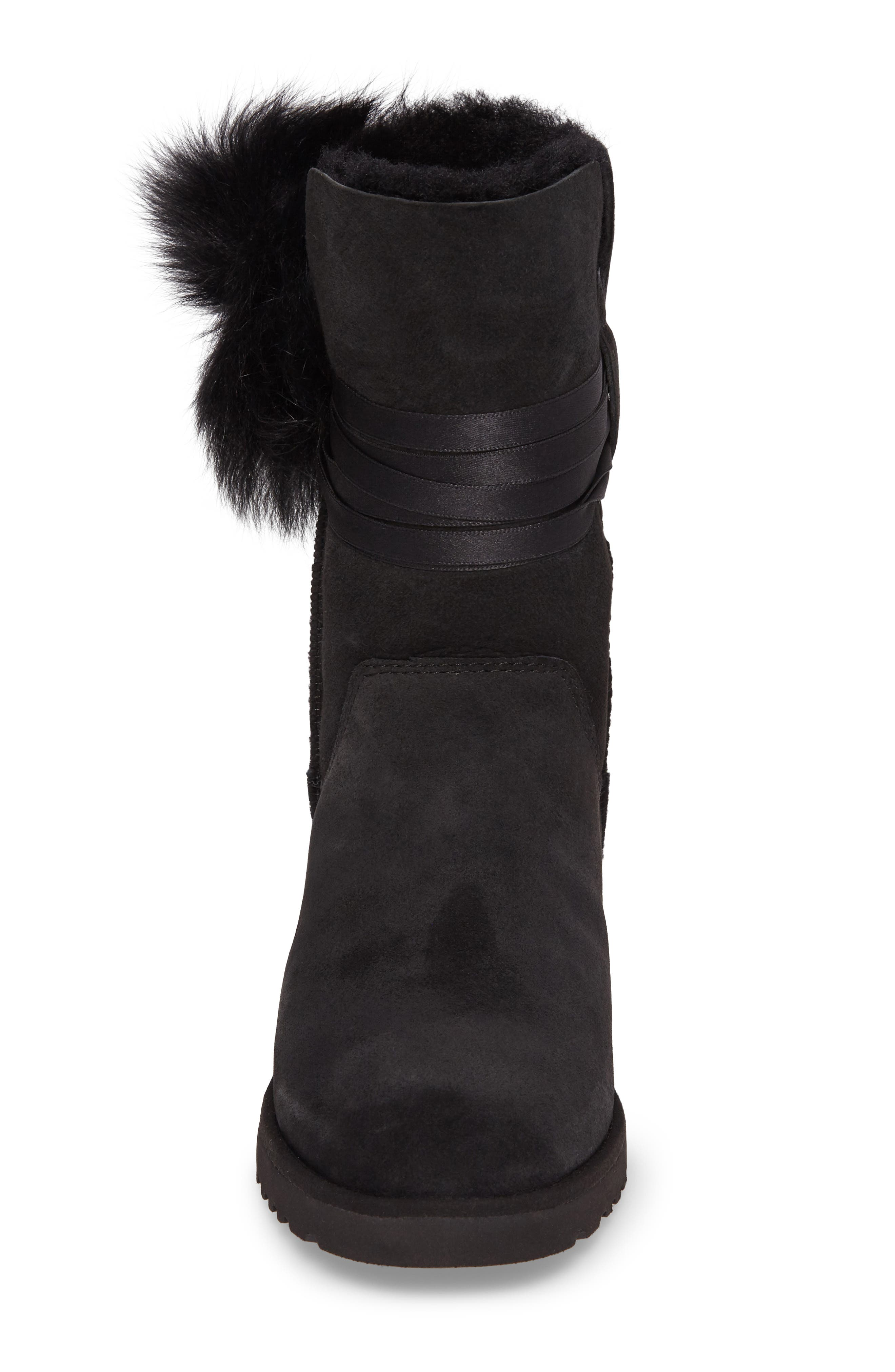 Alternate Image 4  - UGG® Brita Boot (Women)