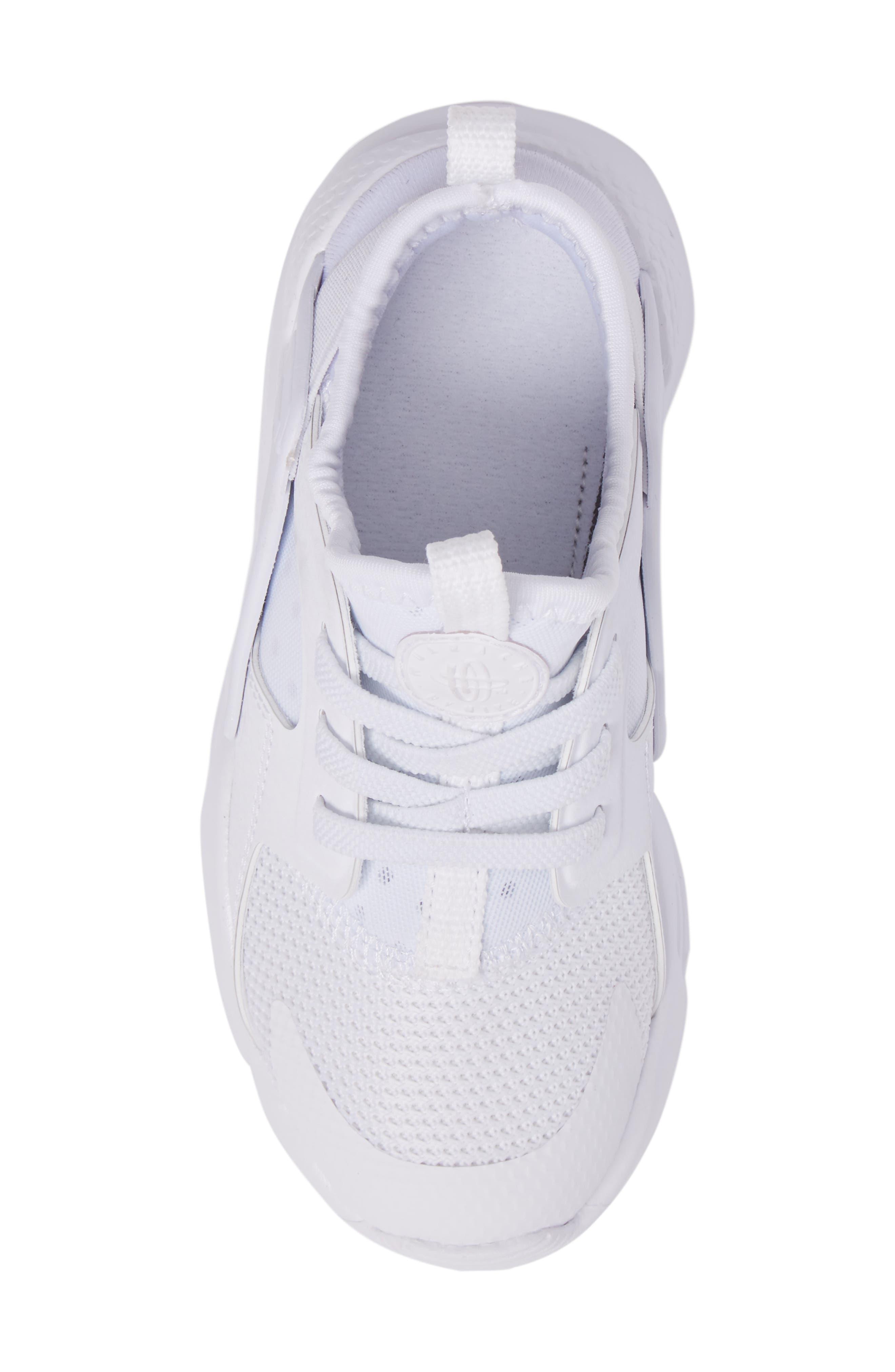 Alternate Image 5  - Nike Huarache Run Ultra Sneaker (Baby, Walker & Toddler)