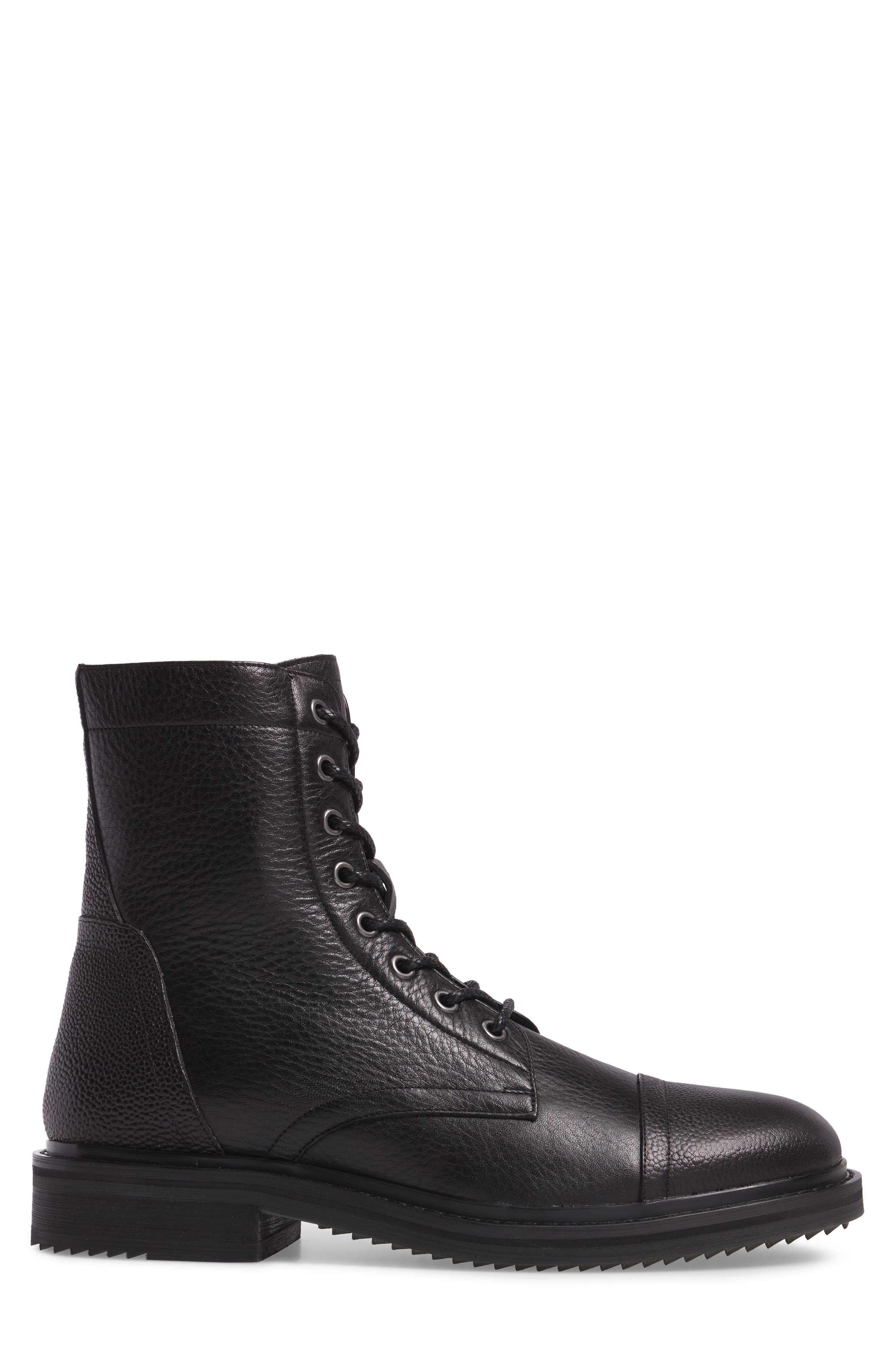 Alternate Image 3  - John Varvatos Star USA Cooper Cap Toe Boot (Men)