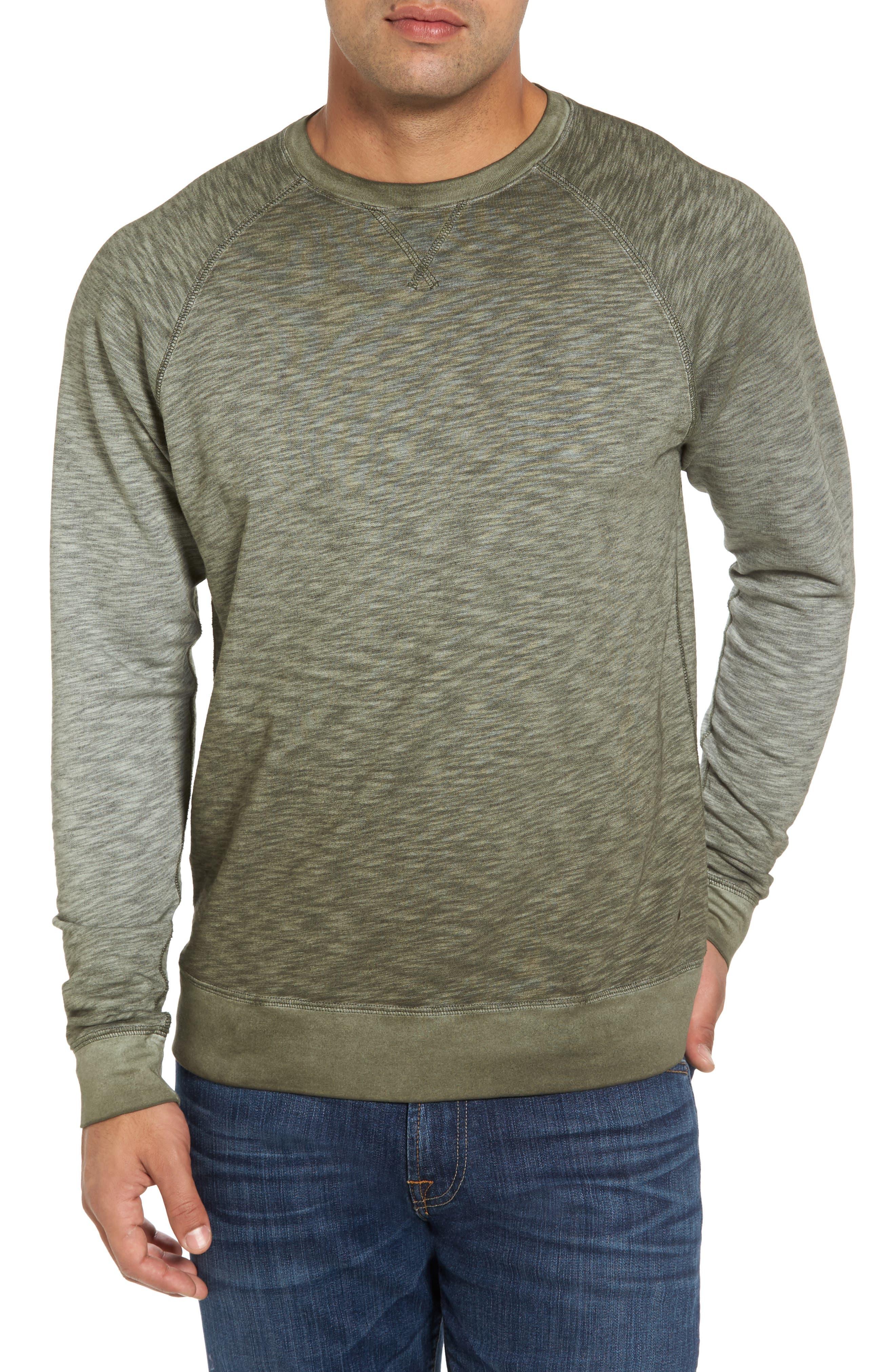 Tommy Bahama 'Santiago' Ombré Crewneck Sweatshirt