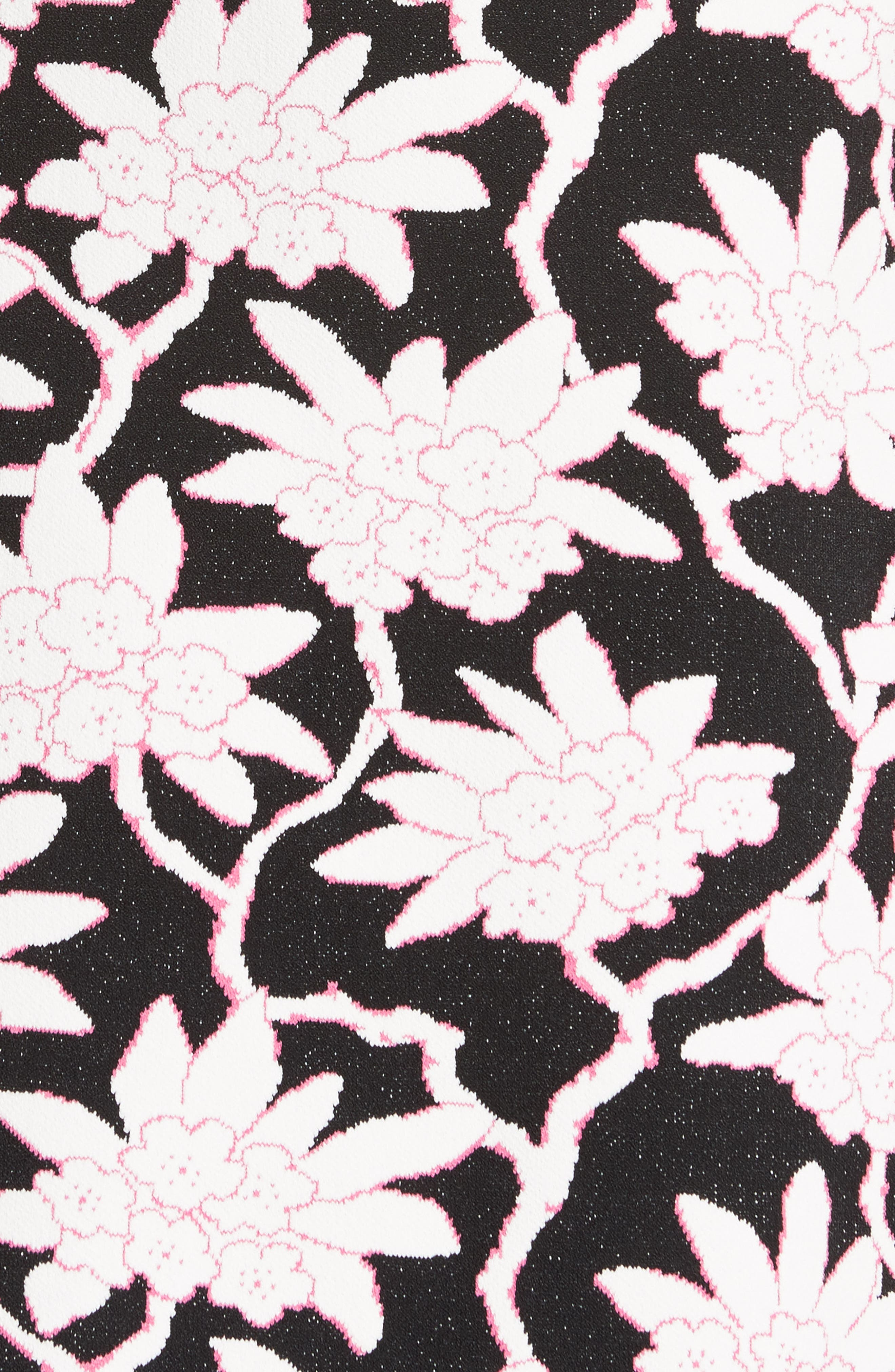Alternate Image 5  - Valentino Rhododendron Jacquard Dress