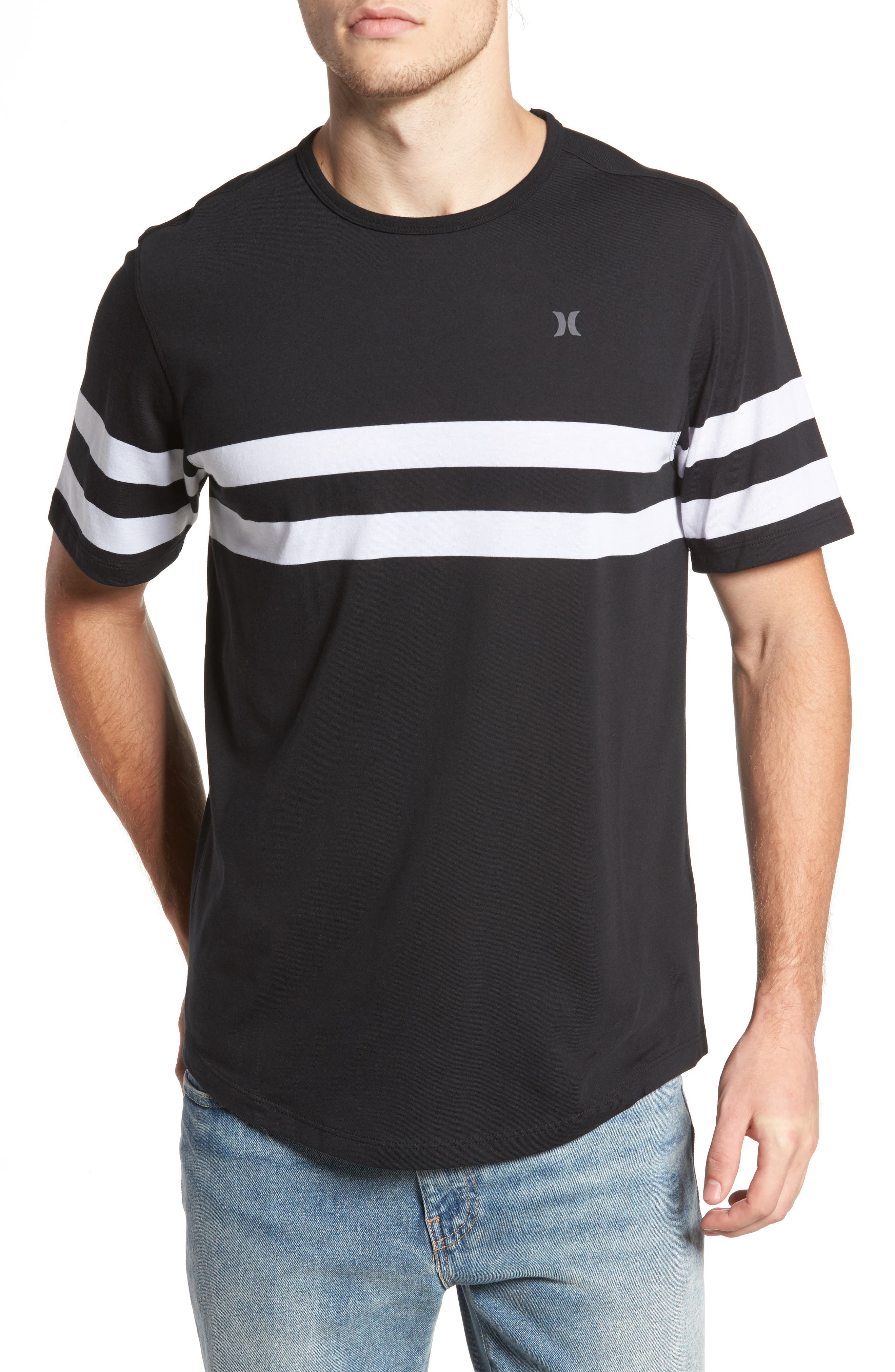 Control Dri-FIT T-Shirt,                             Main thumbnail 1, color,                             Black (00A)