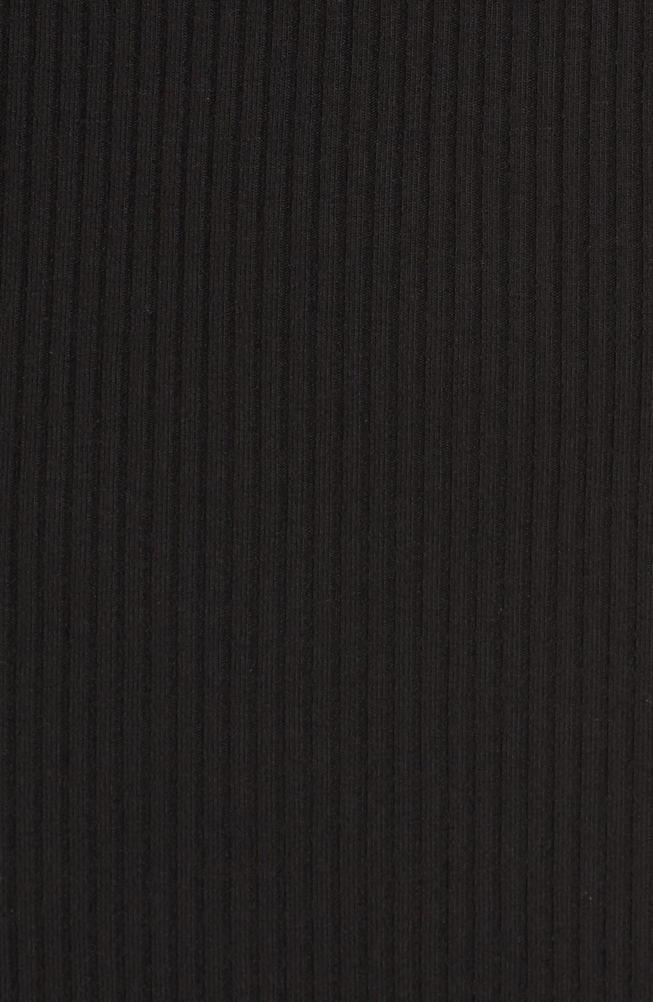 Alternate Image 5  - LNA Klassen Choker Dress