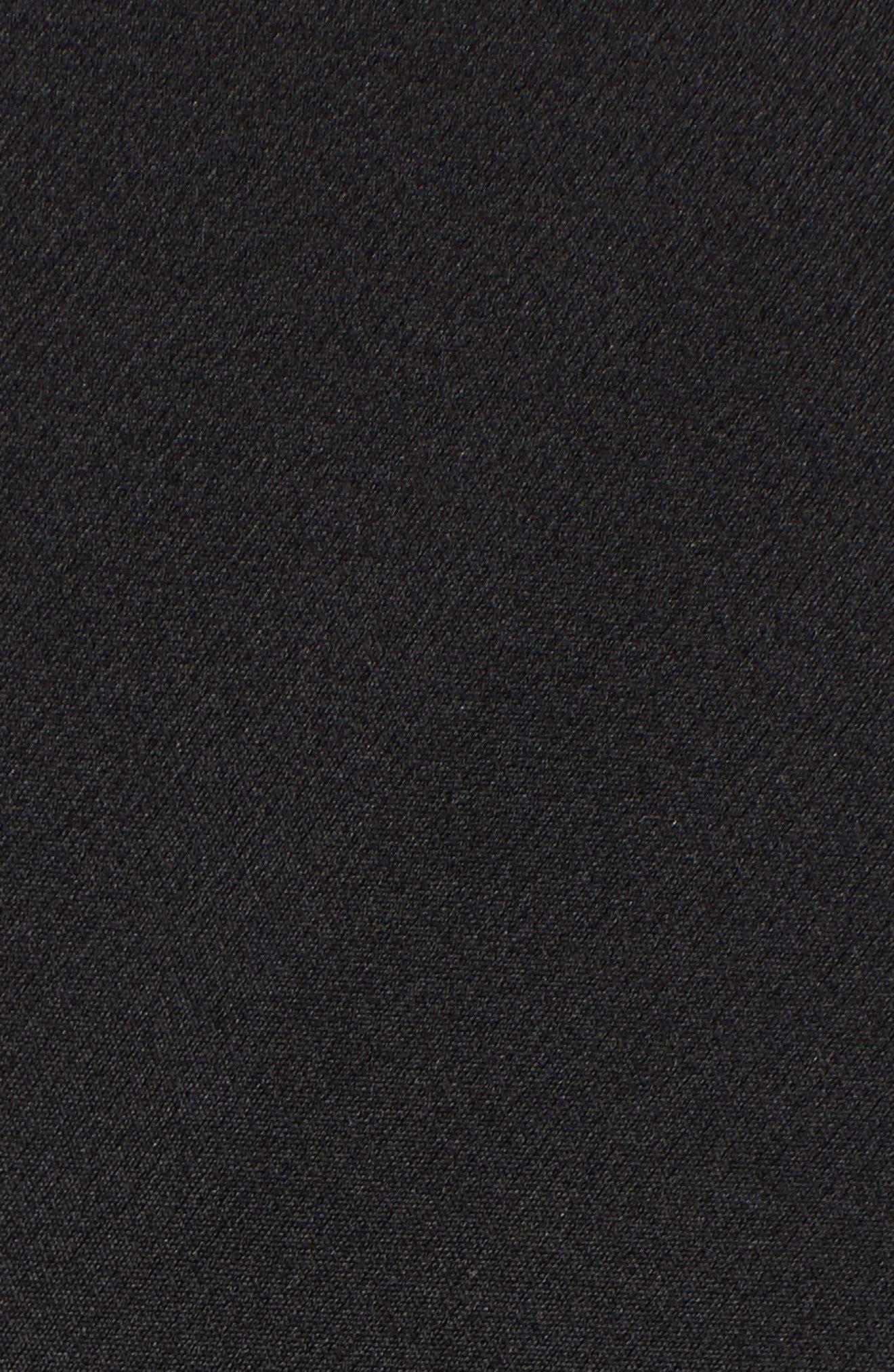Popover Strapless Jumpsuit,                             Alternate thumbnail 5, color,                             Black