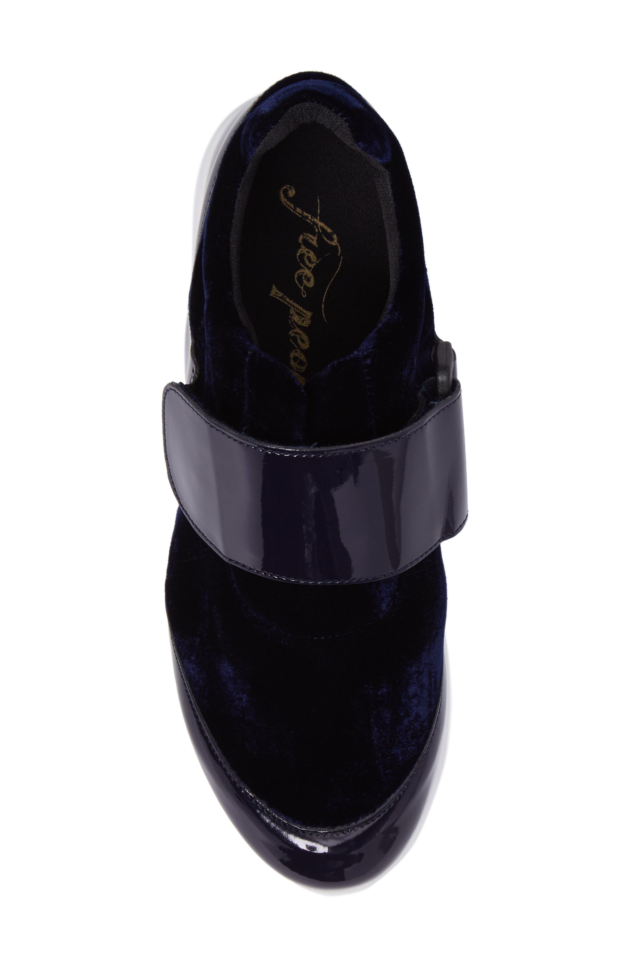 Cannon Sneaker,                             Alternate thumbnail 5, color,                             Navy
