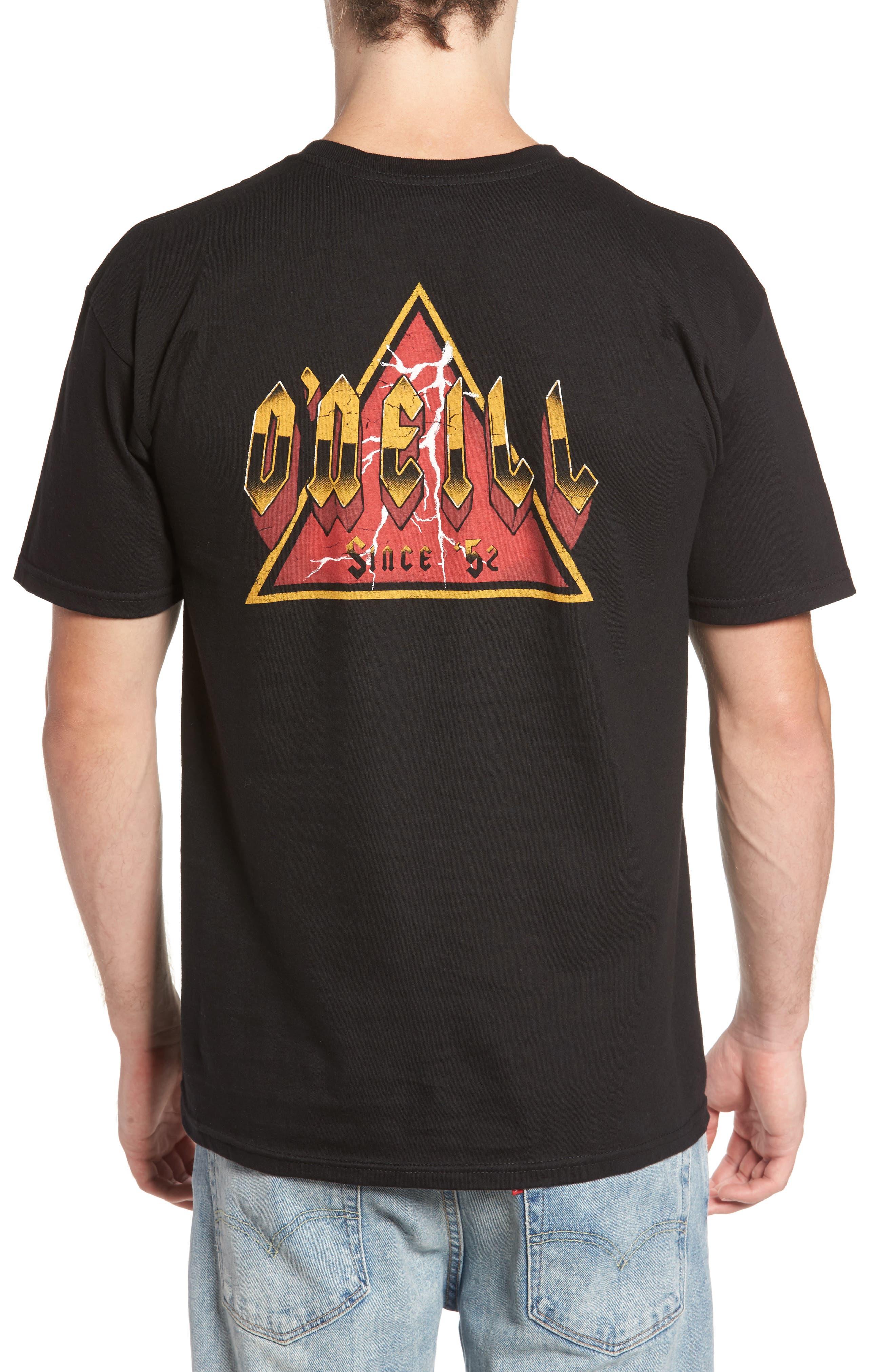 Alternate Image 2  - O'Neill Metal Madness Graphic T-Shirt