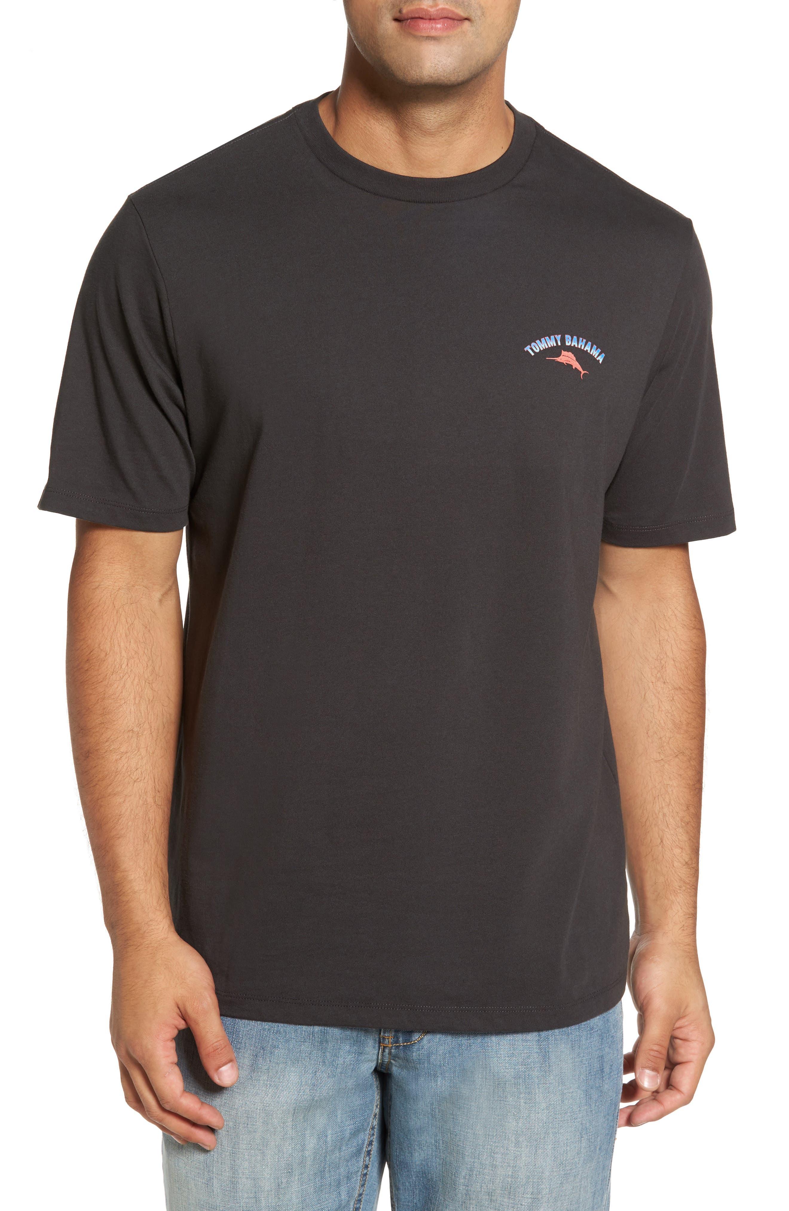 Alternate Image 1 Selected - Tommy Bahama Outside Limebacker T-Shirt