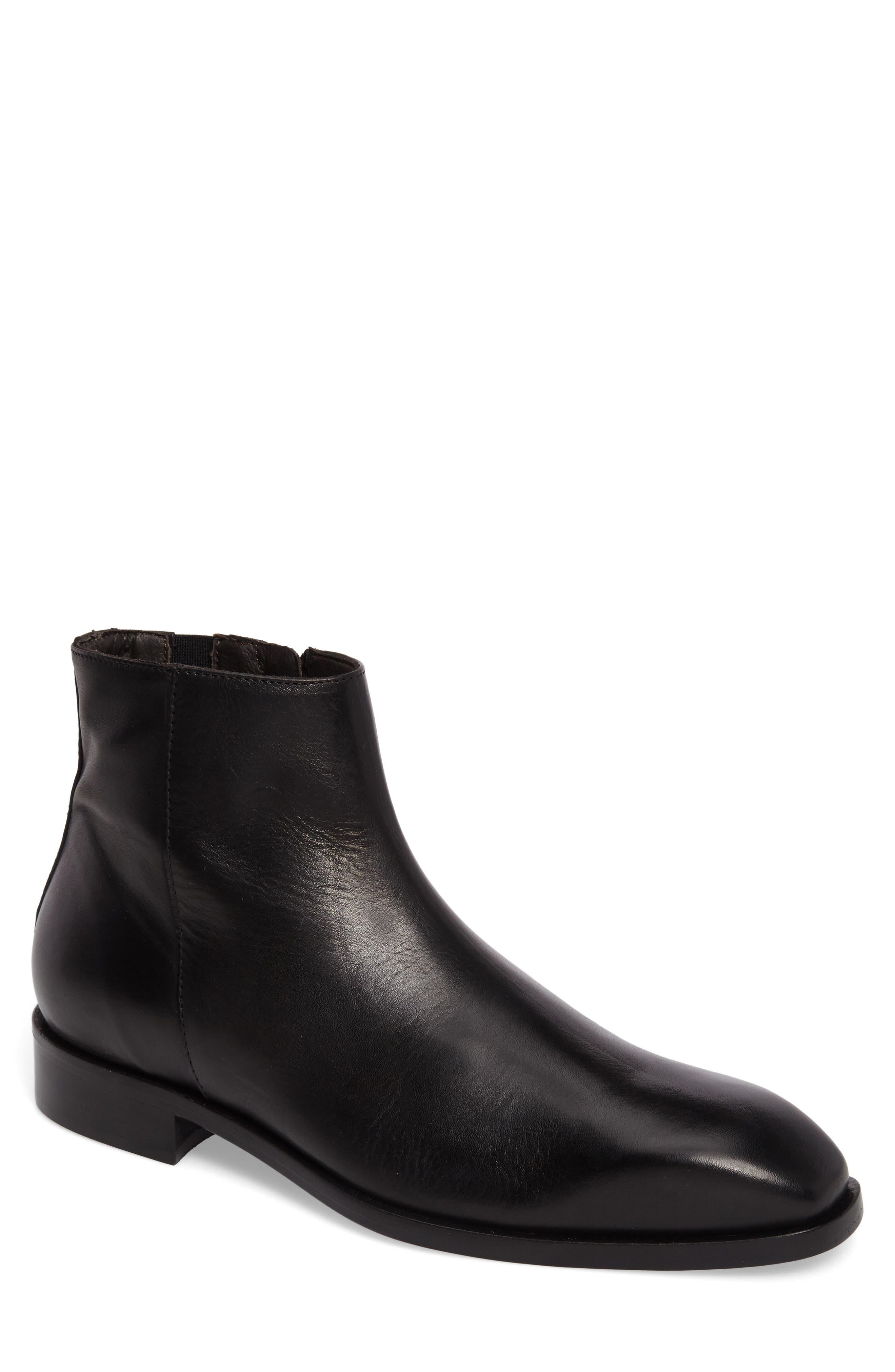 Donald J Pliner Vinicio Zip Boot (Men)