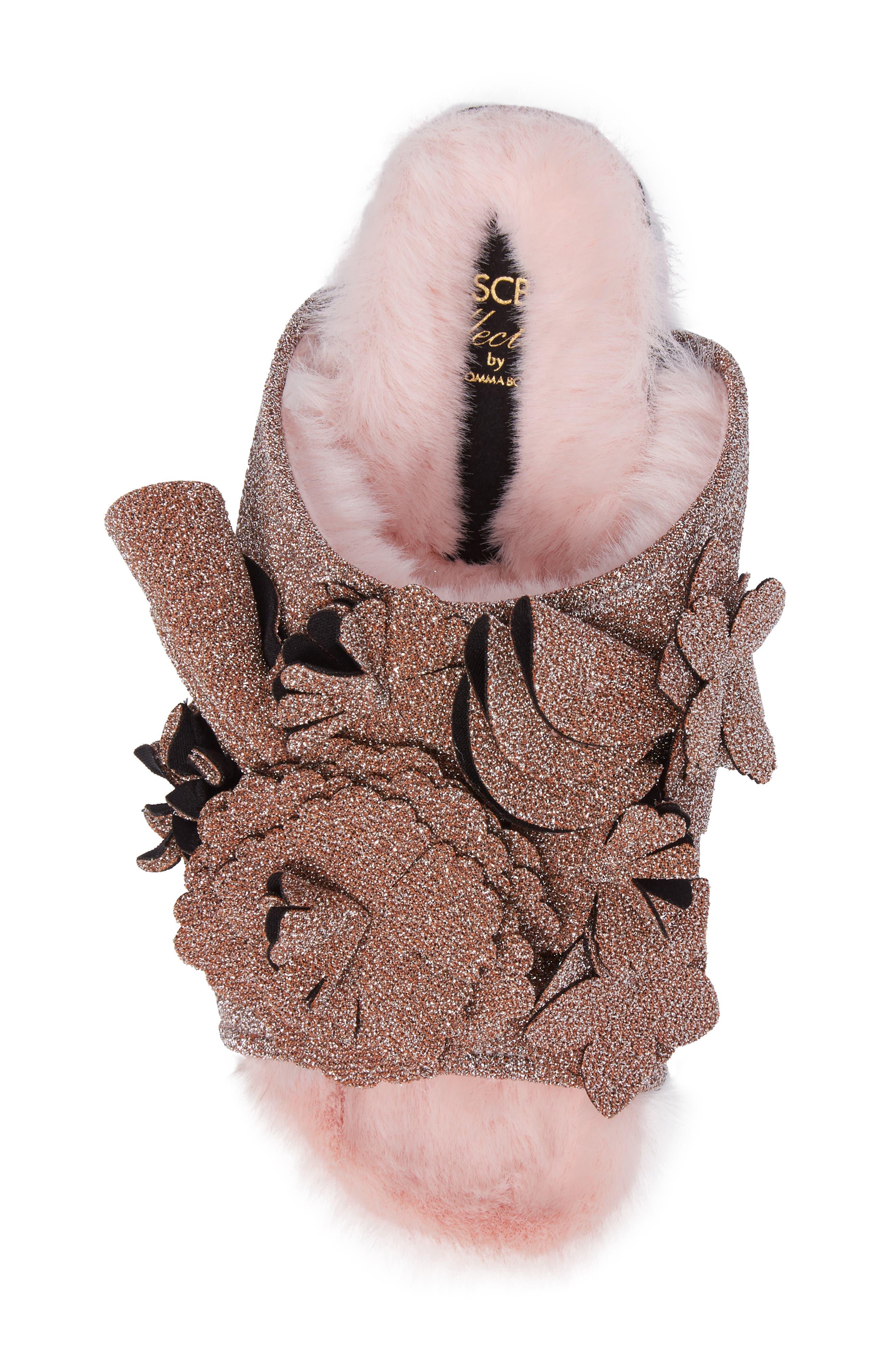 Alternate Image 5  - SUECOMMA BONNIE Floral Slide Sandal (Women)