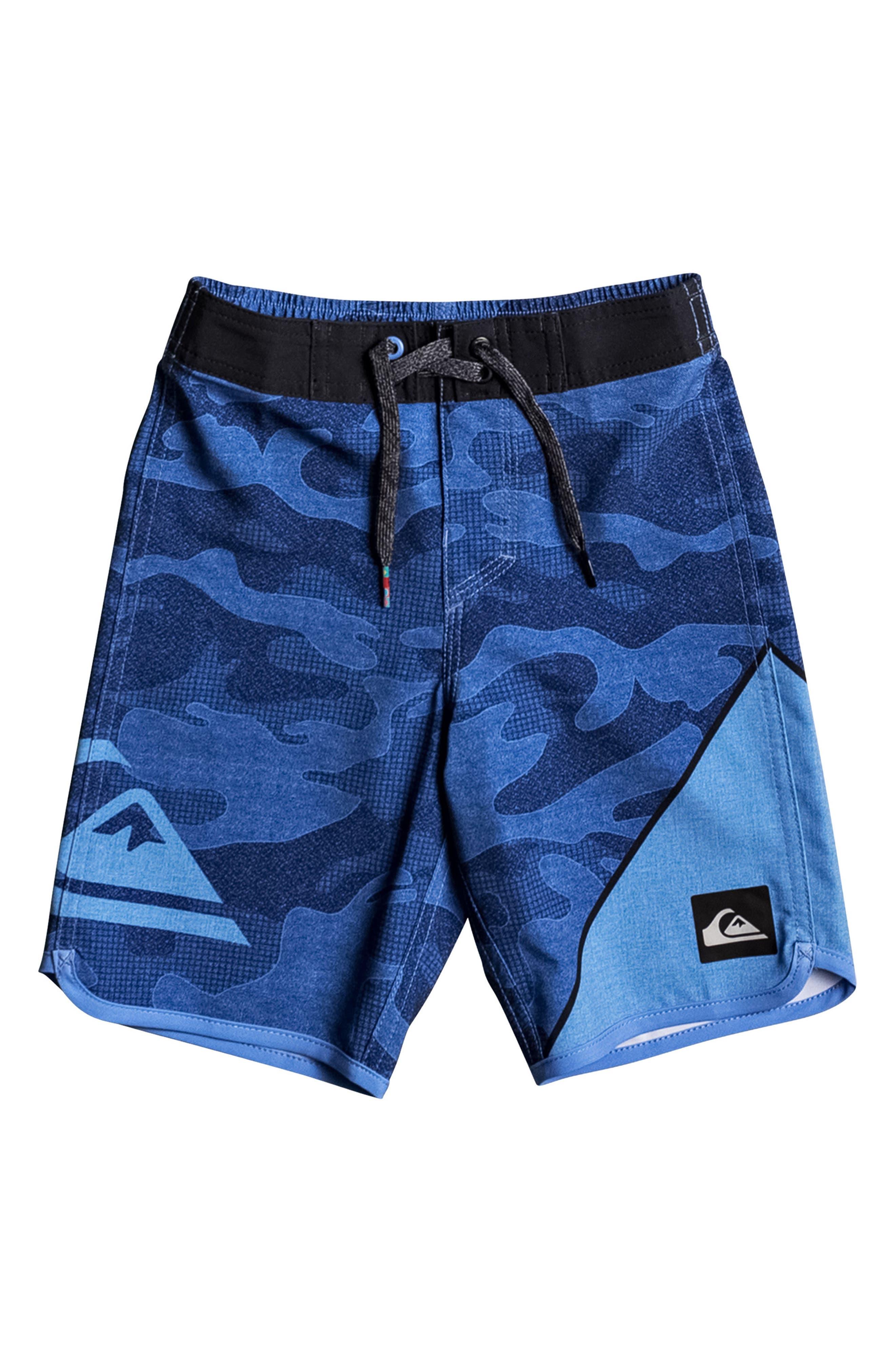 New Wave Everyday Board Shorts,                         Main,                         color, Regatta