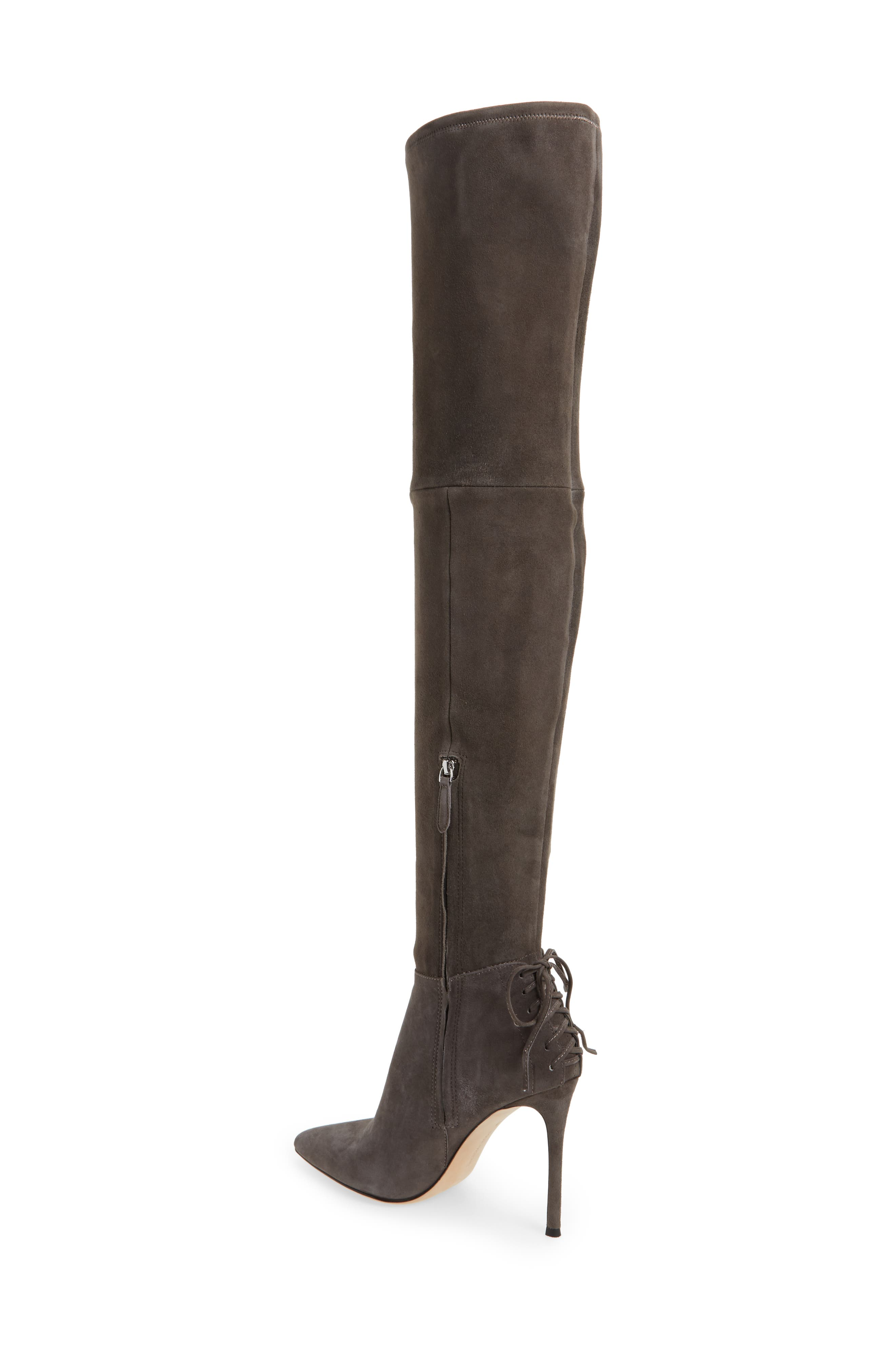 Alternate Image 2  - Pour la Victoire 'Caterina' Over the Knee Boot (Women)