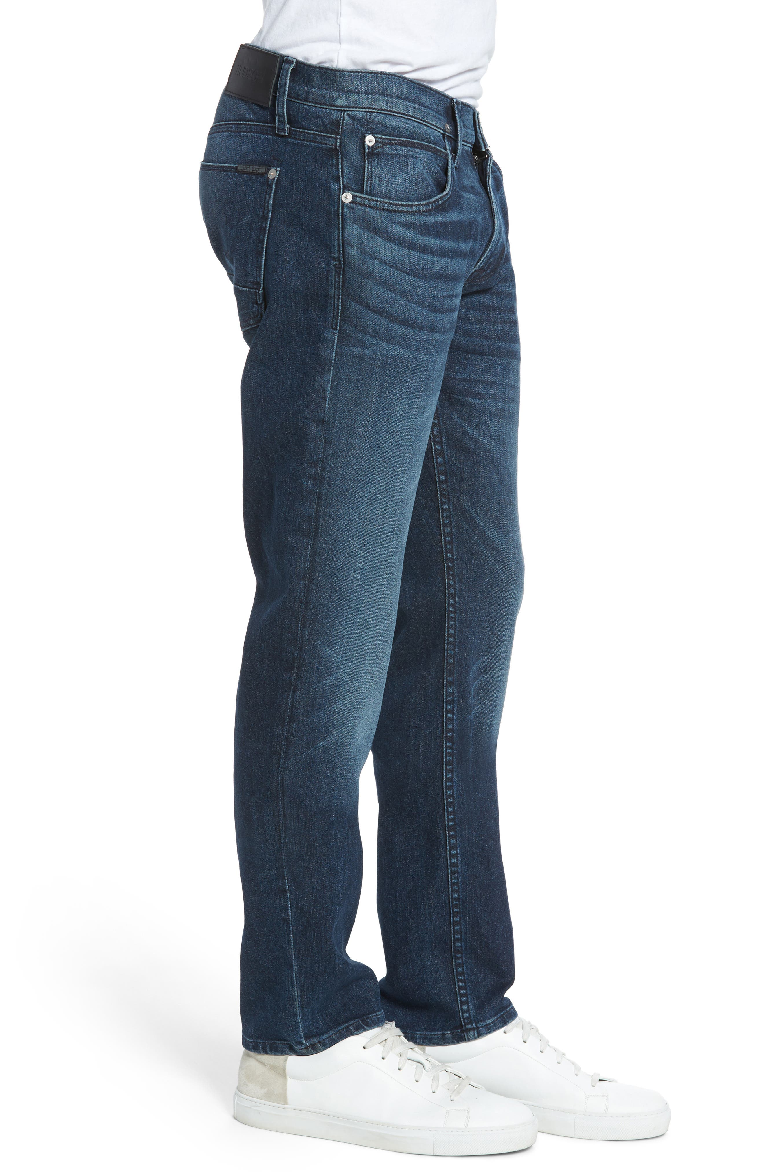 Blake Slim Fit Jeans,                             Alternate thumbnail 3, color,                             Regret