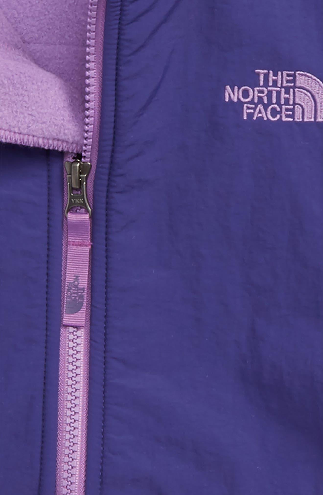 Alternate Image 2  - The North Face Denali Jacket (Little Girls & Big Girls)