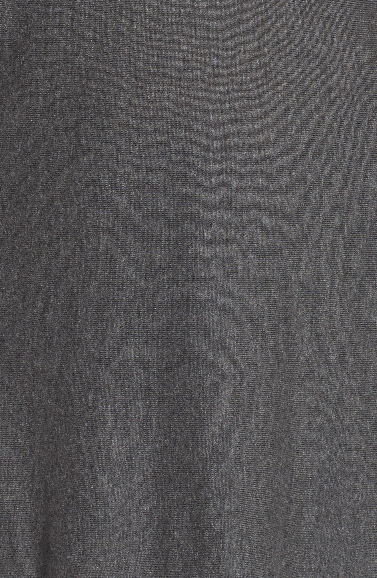 Alternate Image 5  - Vince Camuto Turtleneck Sweater (Plus Size)
