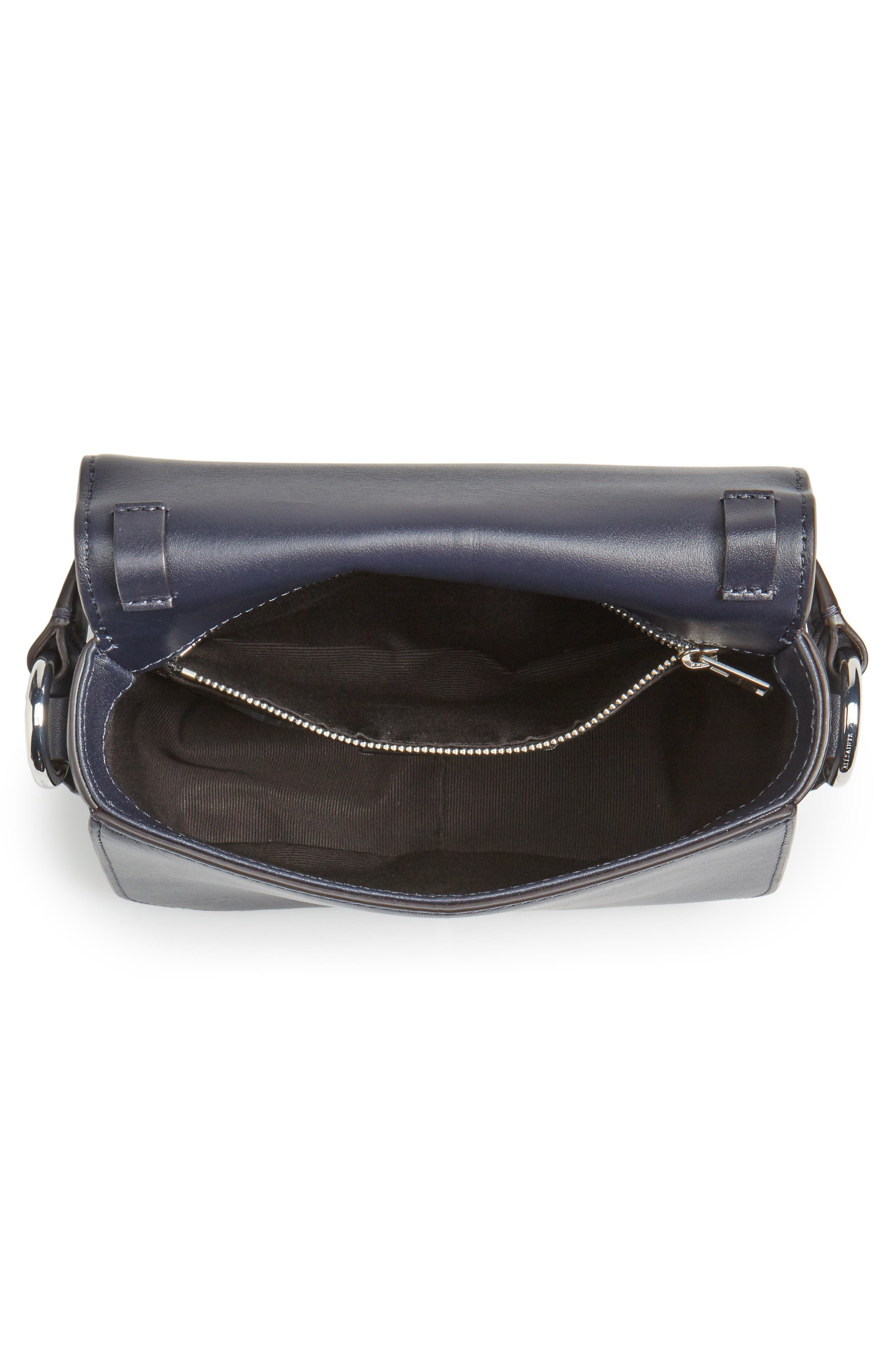 Alternate Image 3  - ALLSAINTS Ray Leather Clutch