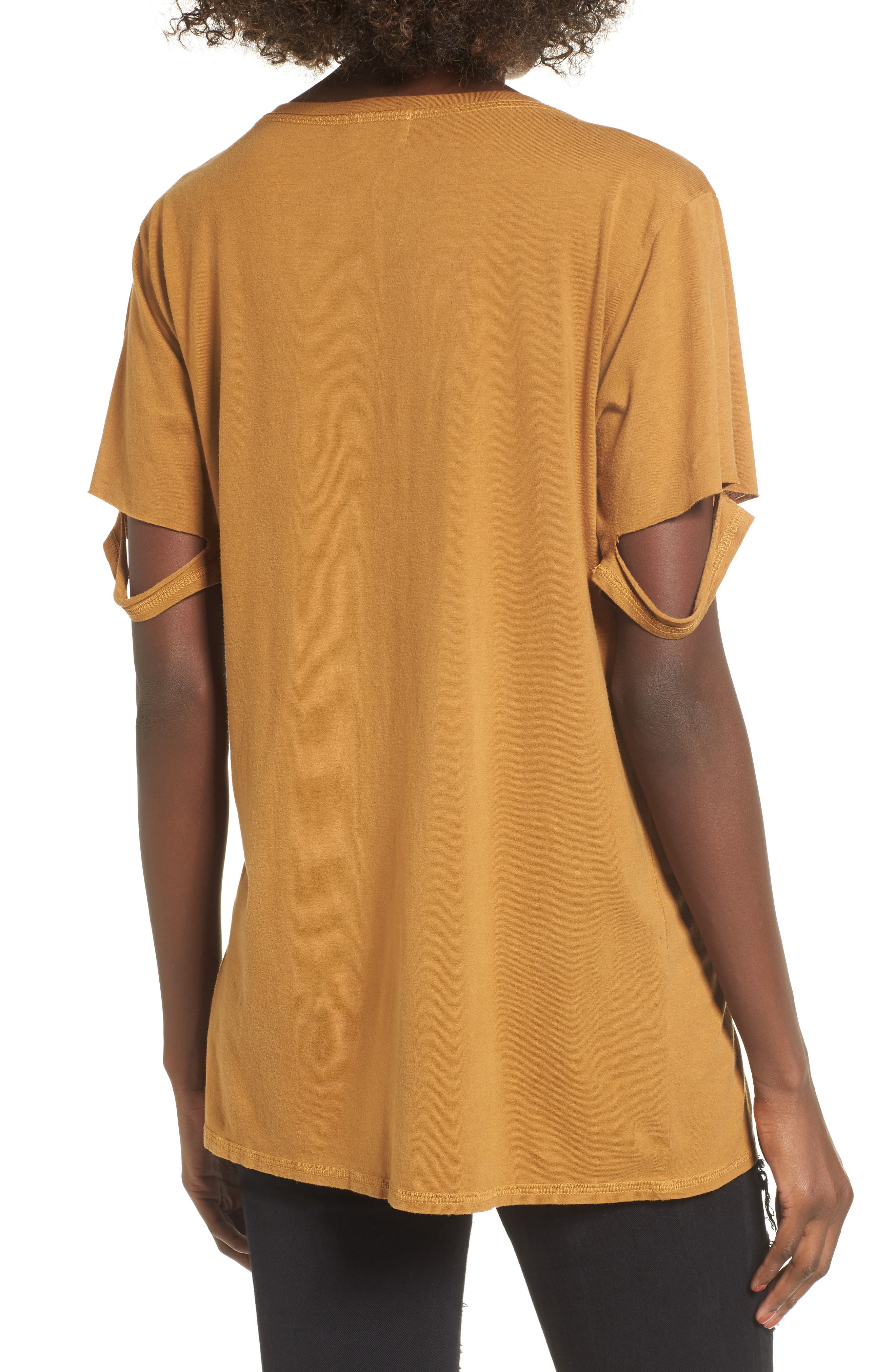 Alternate Image 2  - PST by Project Social T Cut Sleeve Tee